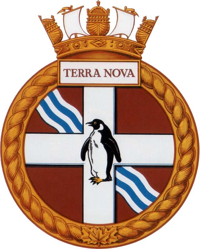 HMCS TERRA NOVA. terra-nova. About Us | Contact Us | Privacy Policy.