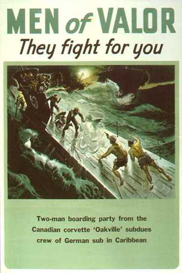 ... posters designed by Hubert Rogers for the Wartime Information Board
