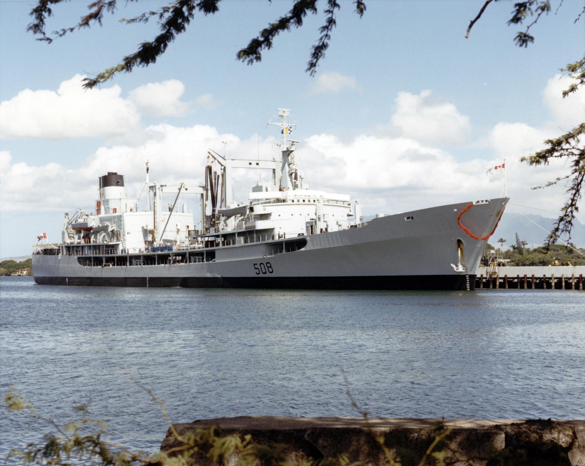 HMCS PROVIDER