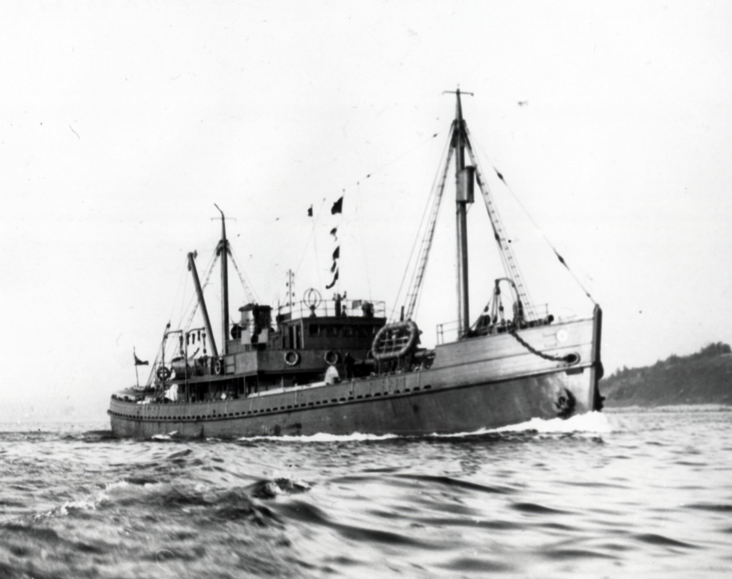 HMCS BEAVER