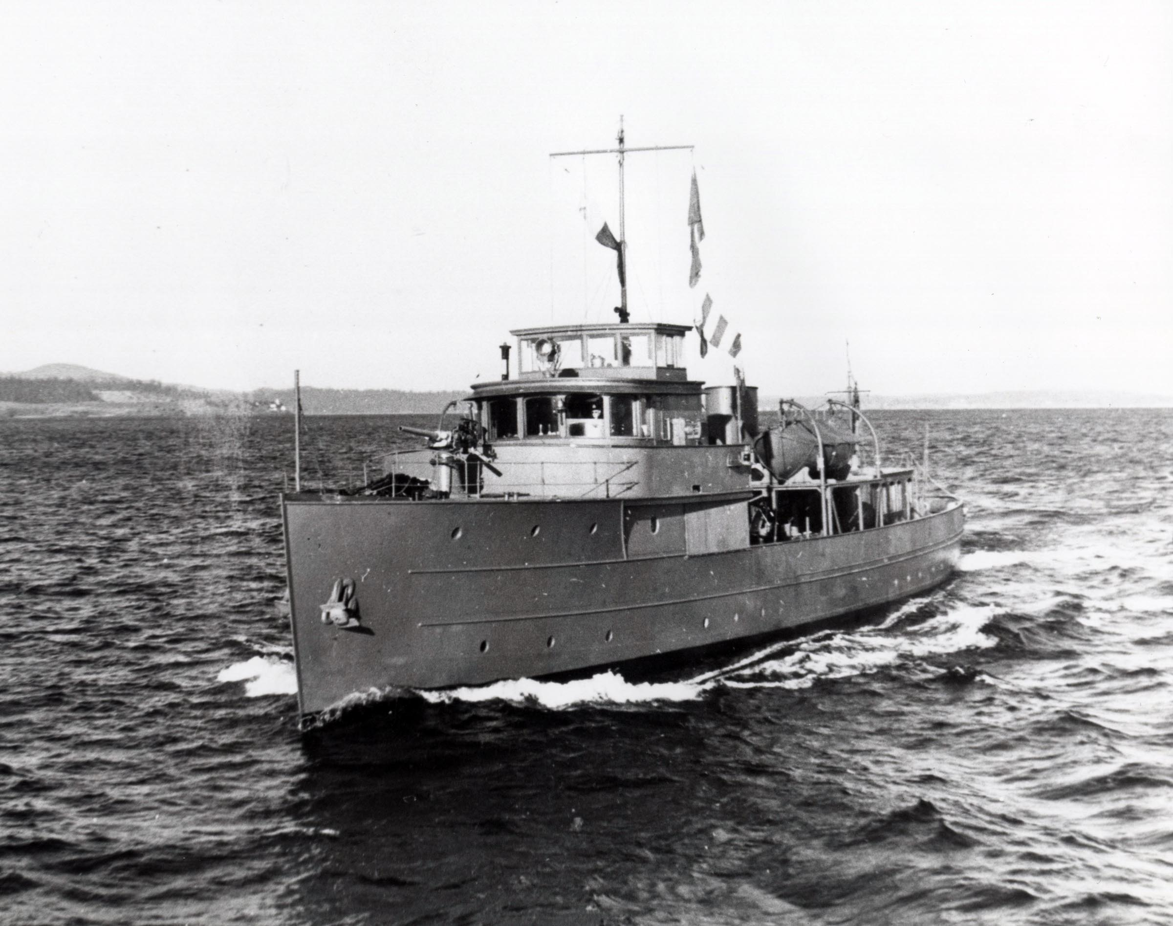 HMCS COUGAR