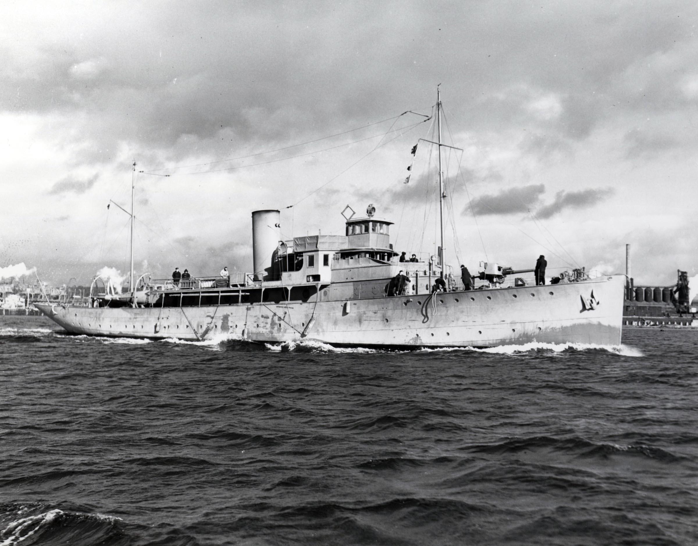 HMCS ELK