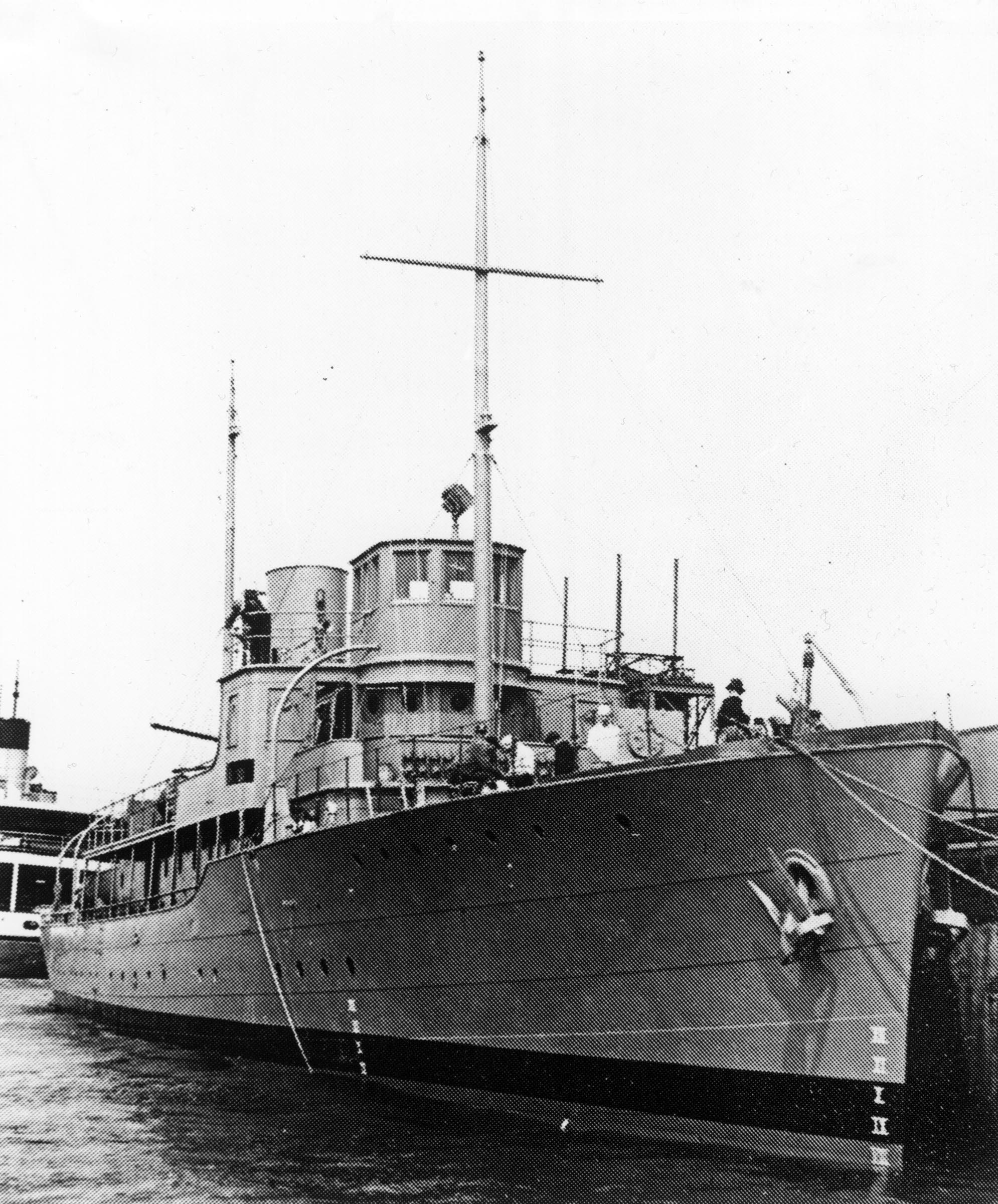 HMCS LYNX