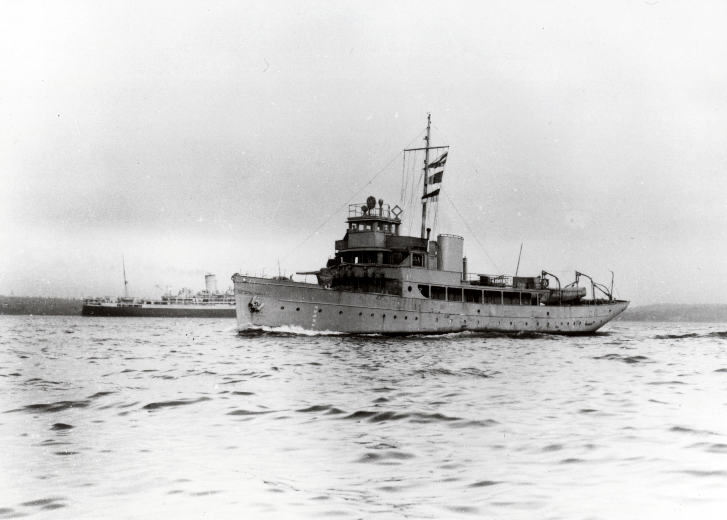 HMCS RACCOON