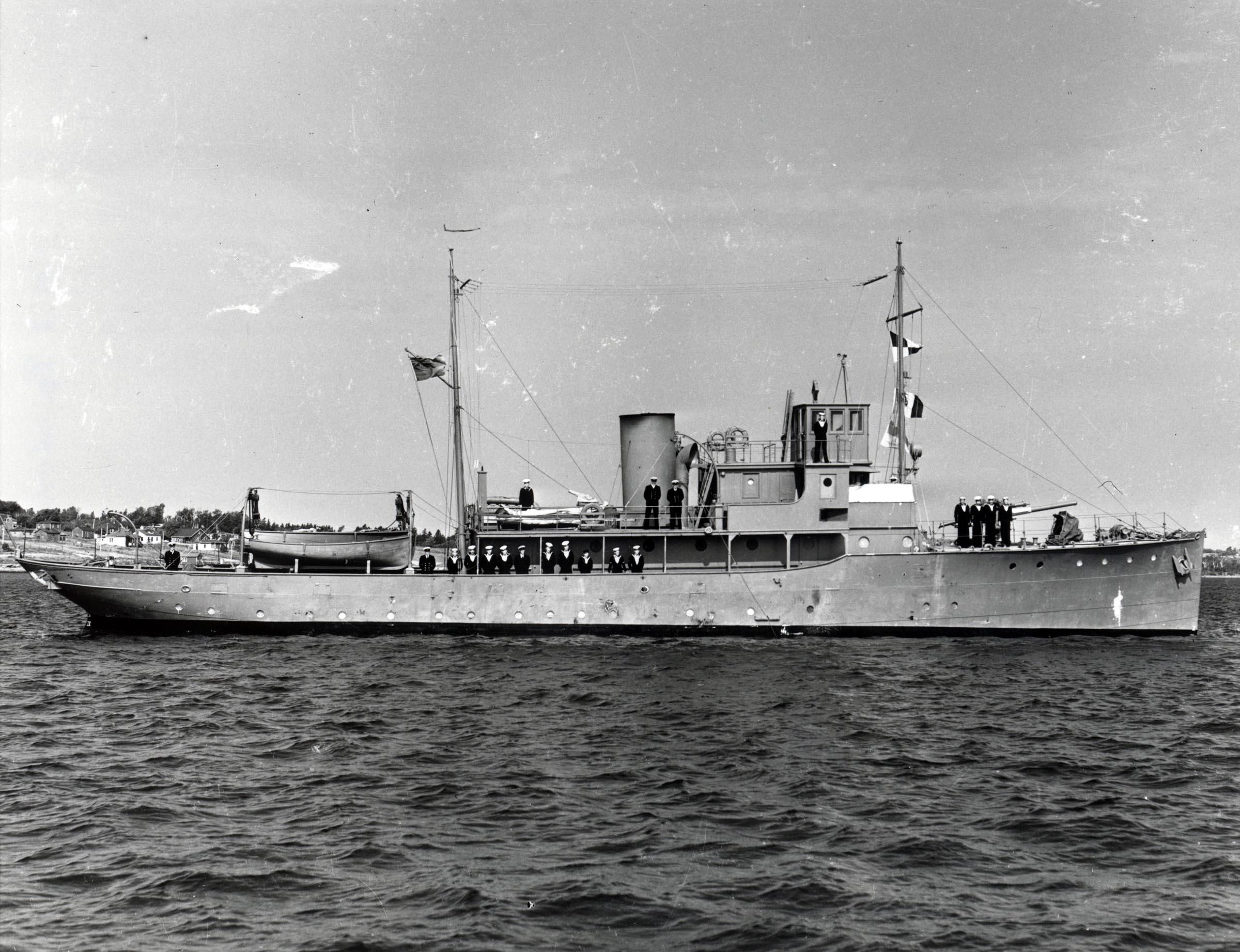 HMCS REINDEER