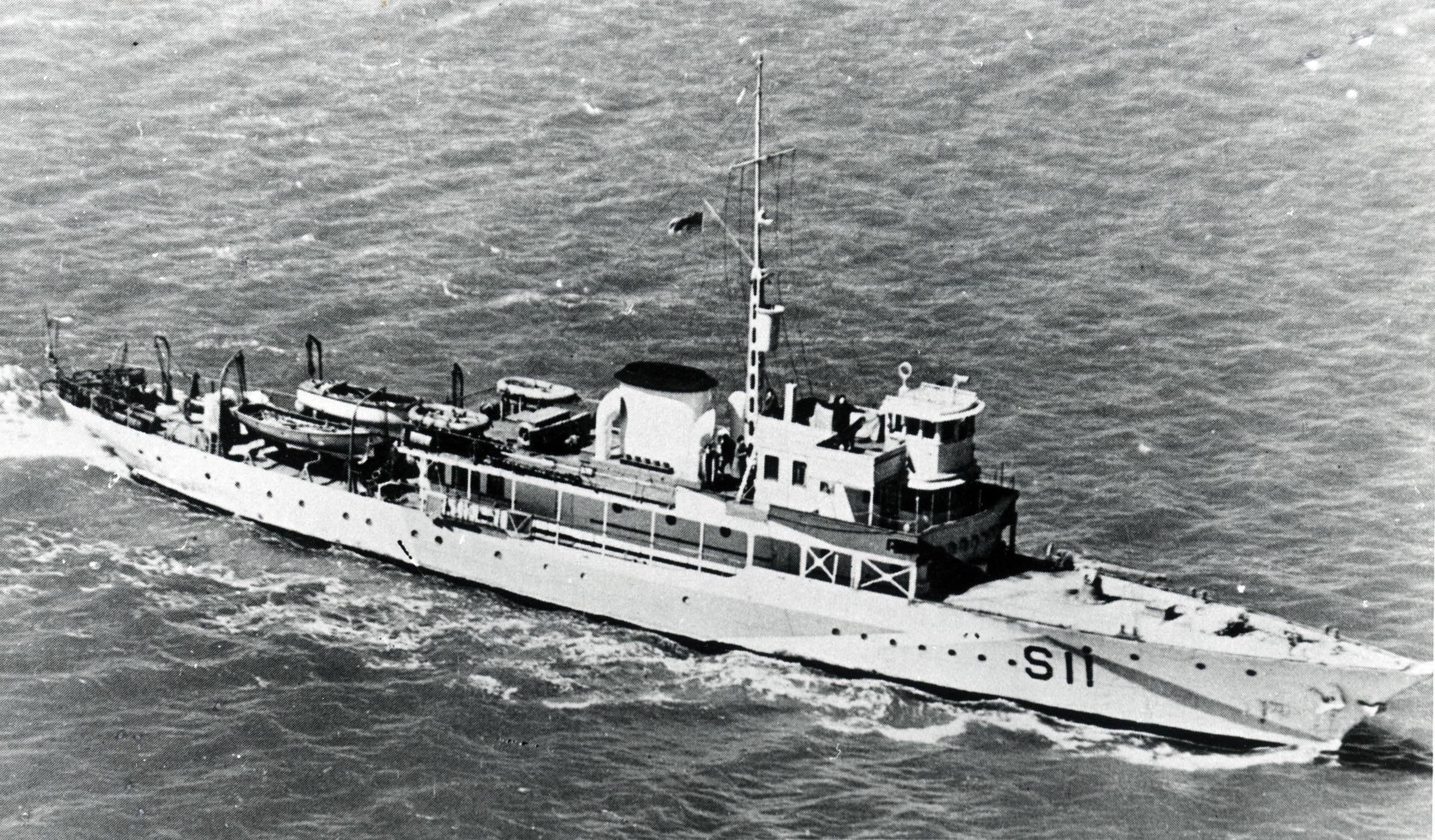 HMCS VISON