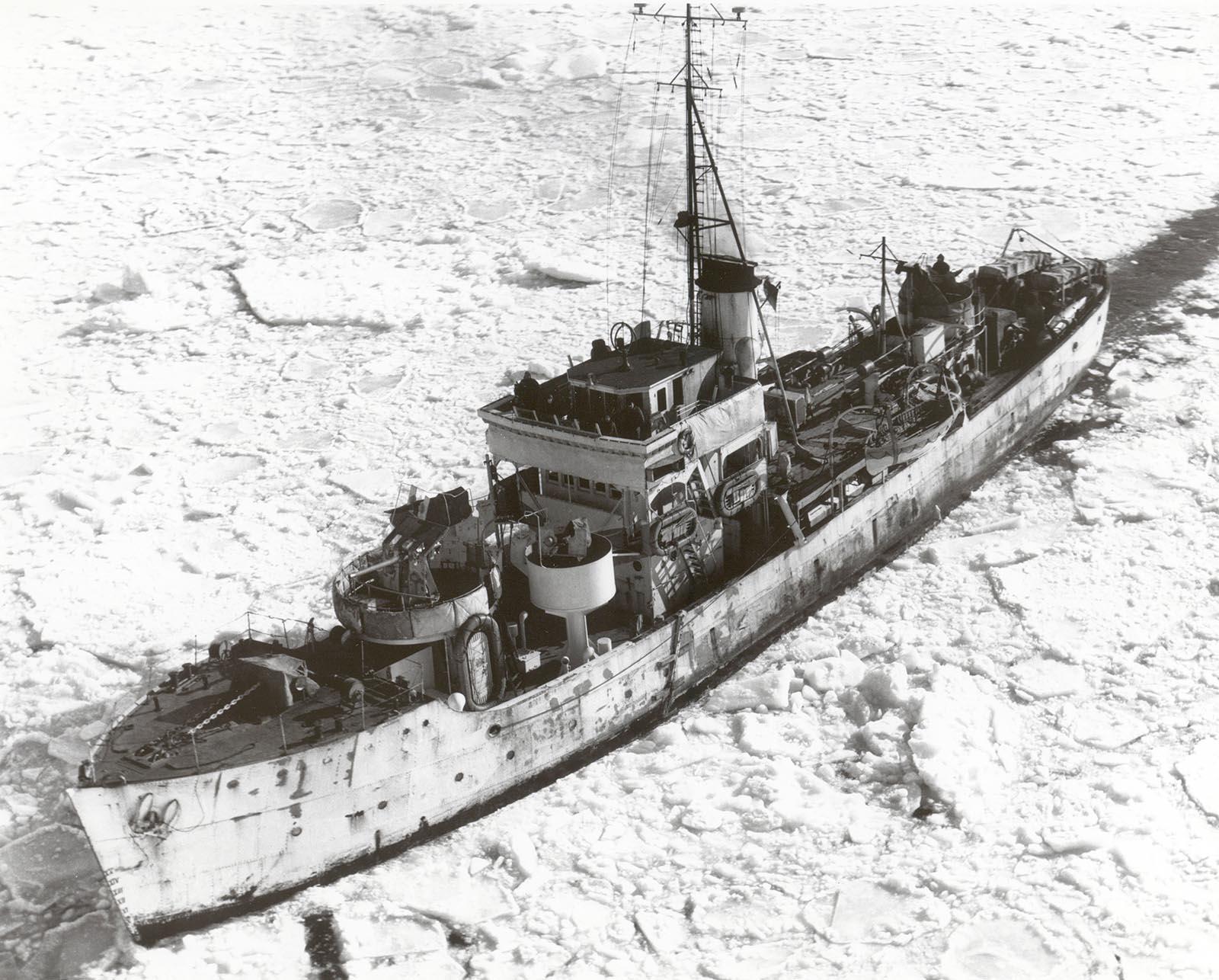 HMCS LISCOMB