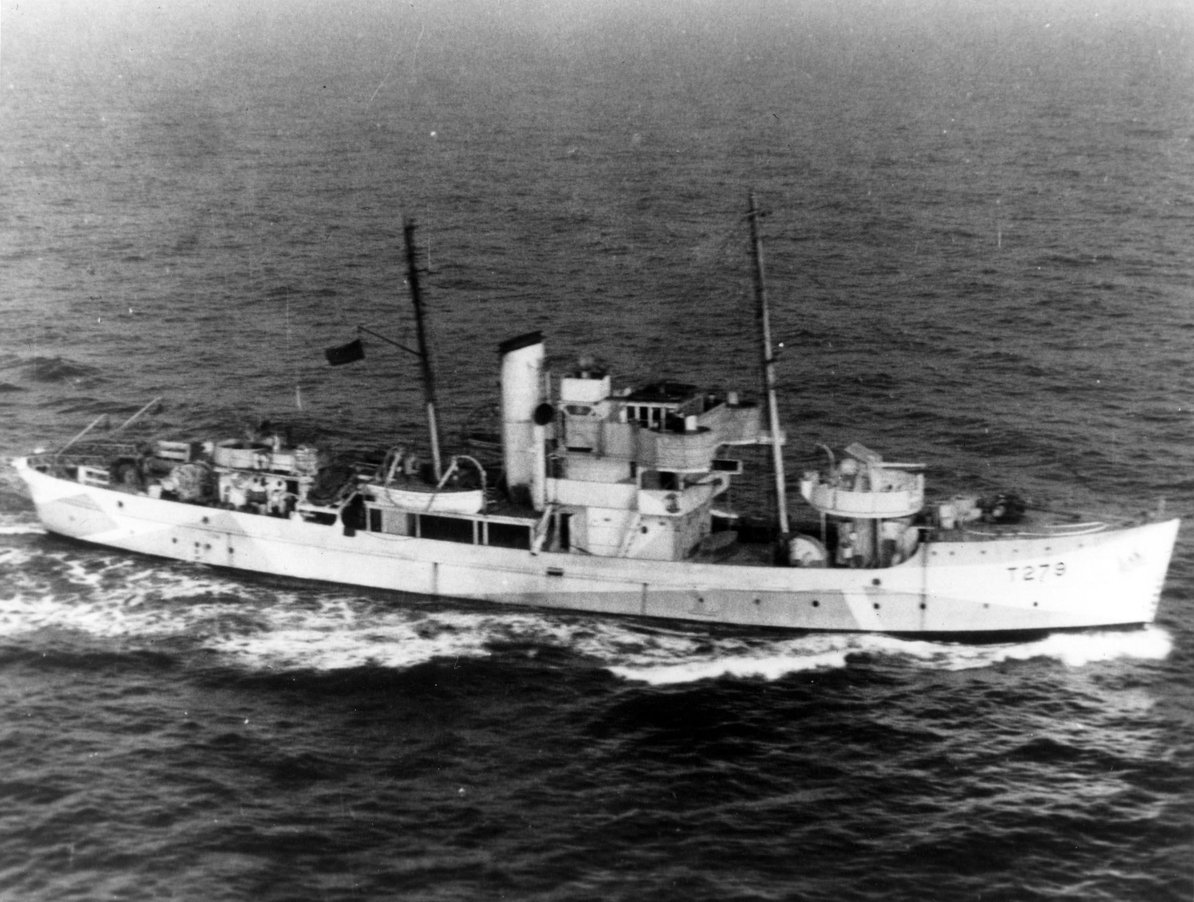 HMCS MAGDALEN