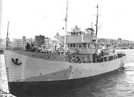 HMCS MANITOULIN