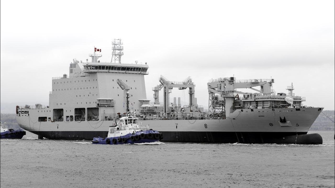 HMCS ASTERIX