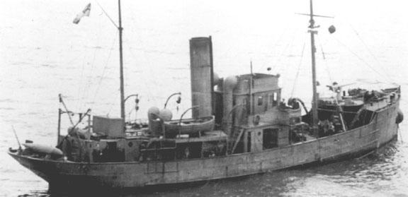 HMCS BRAS D'OR (1st)
