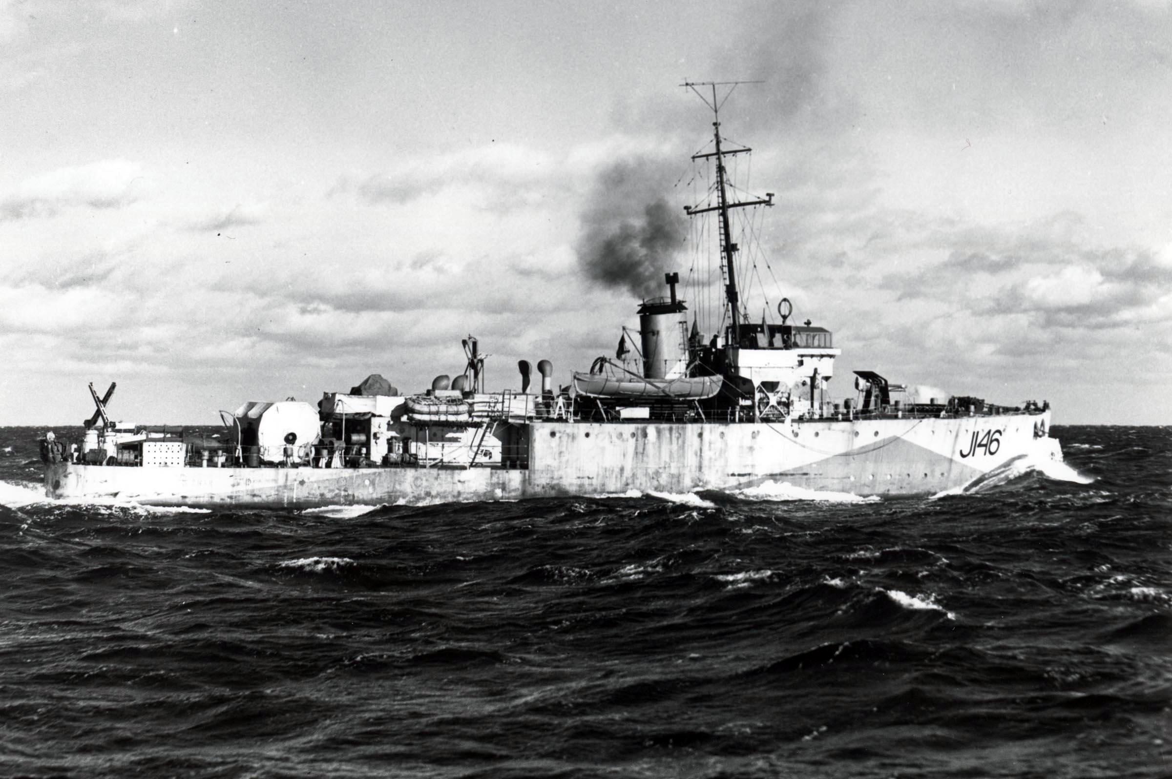 HMCS COWICHAN (1st)