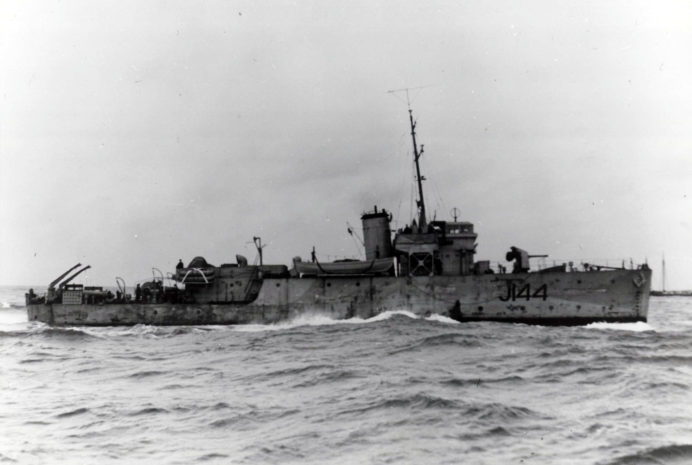 HMCS GEORGIAN