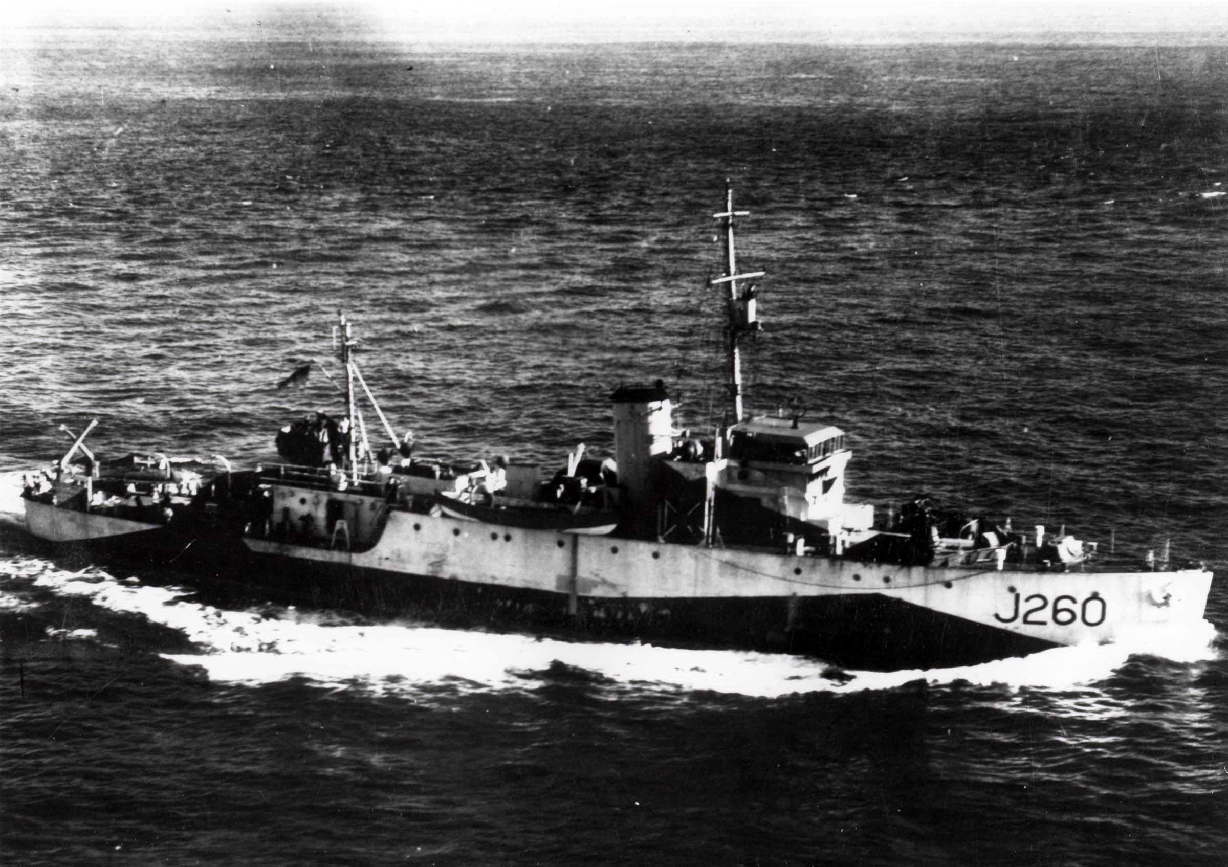HMCS GODERICH