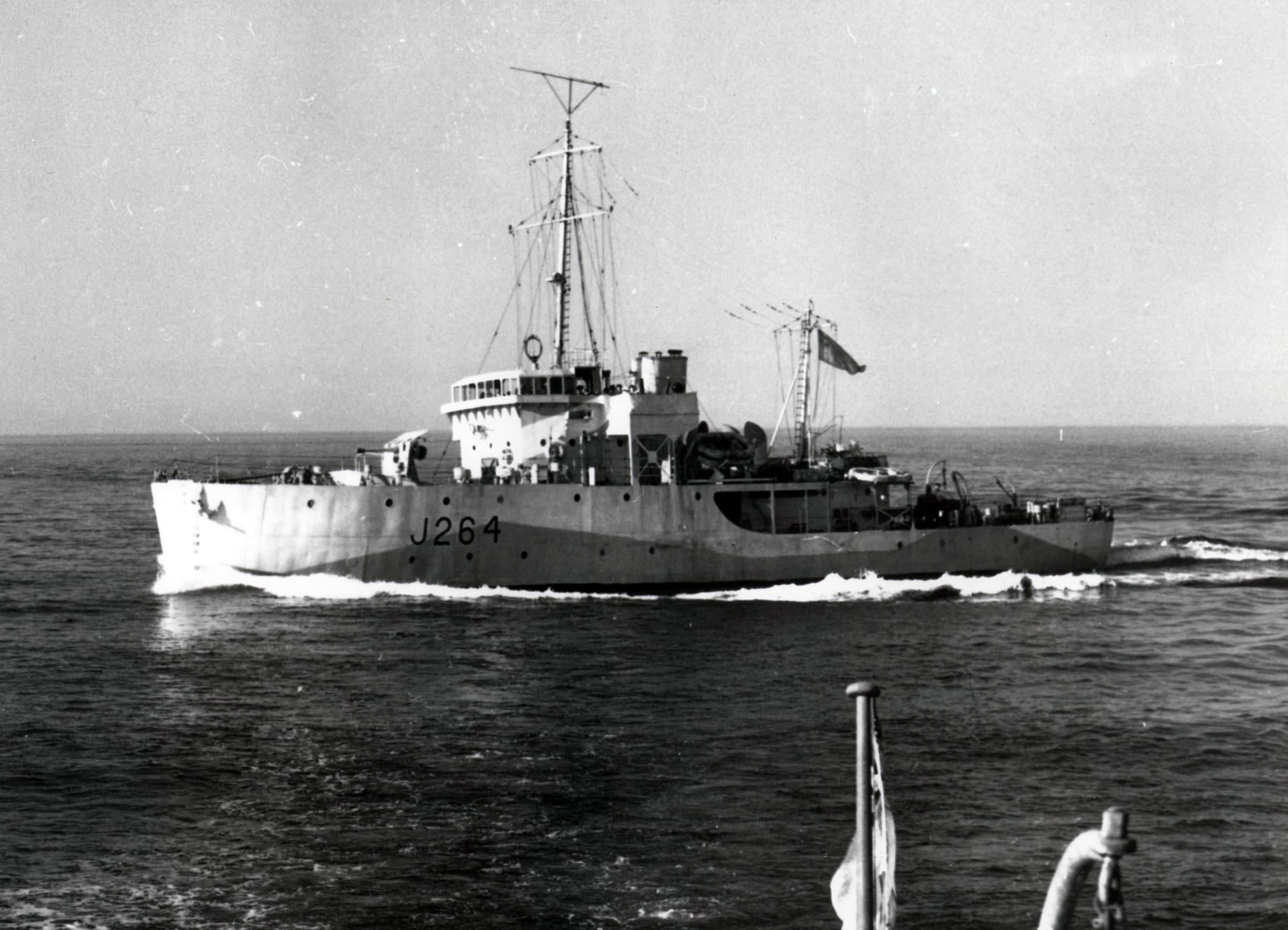 HMCS GRANBY