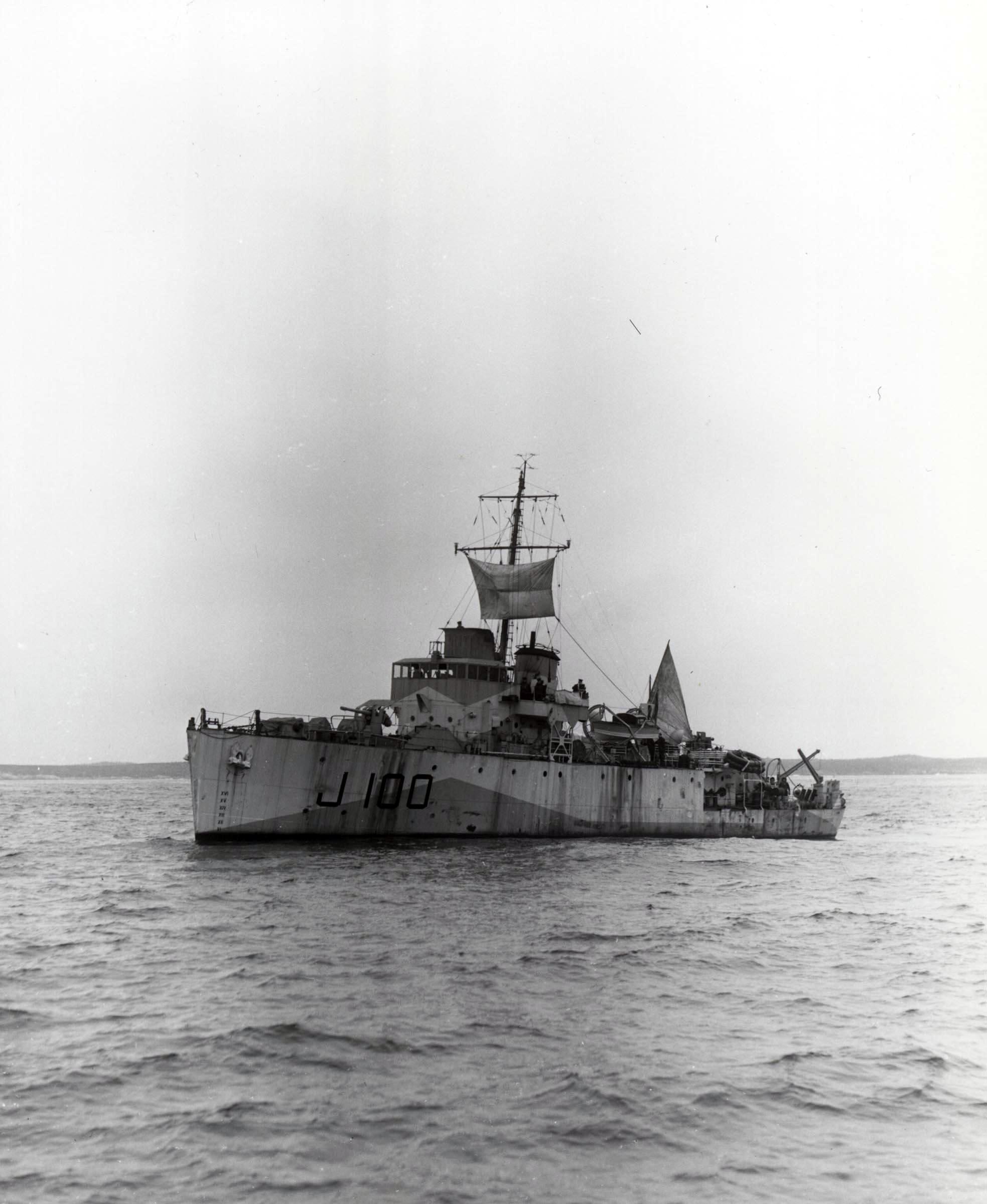 HMCS LOCKEPORT