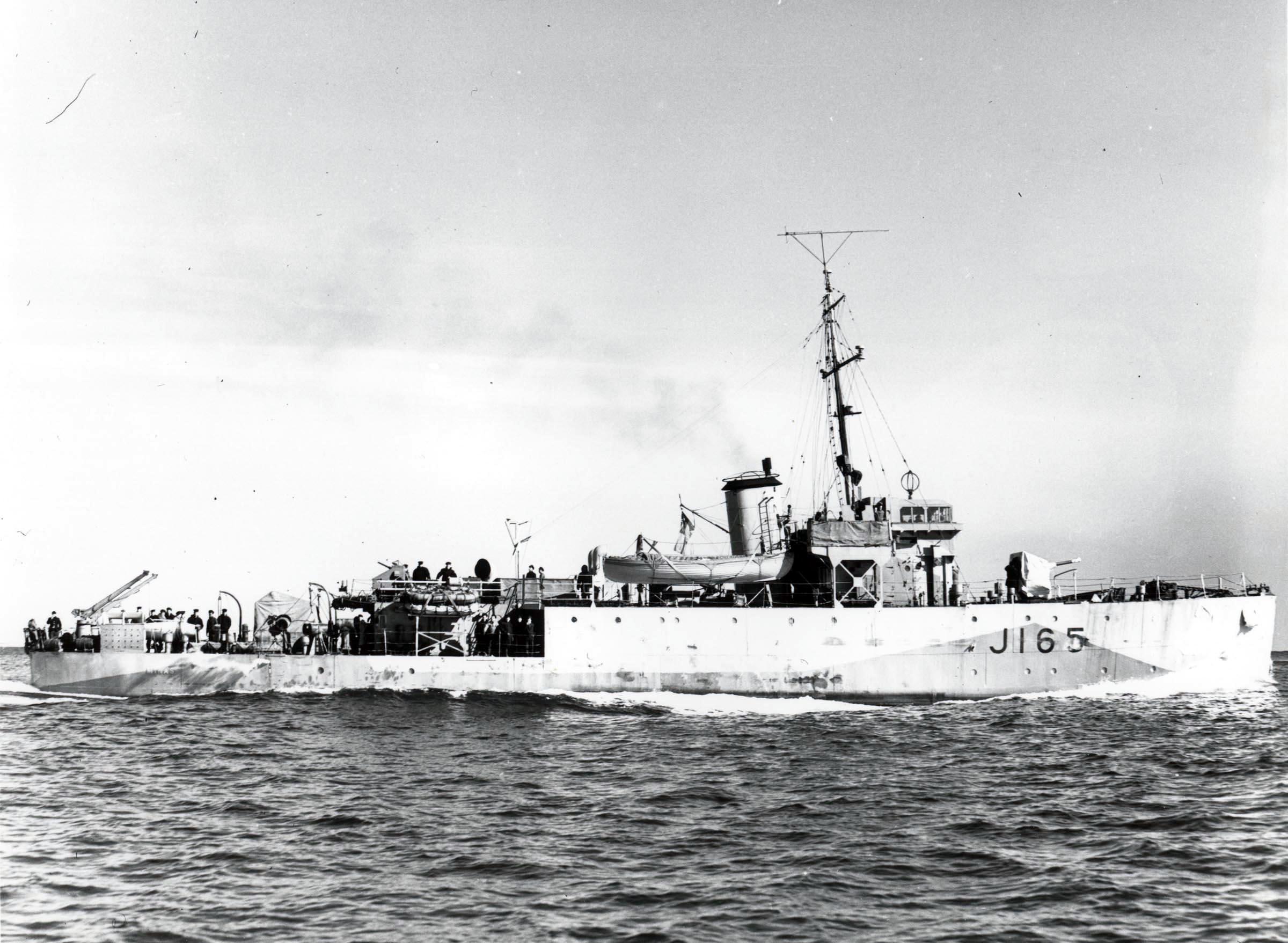 HMCS MINAS