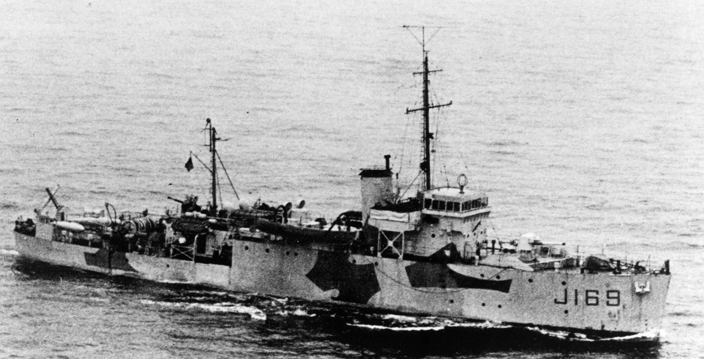 HMCS MIRAMICHI (1st)