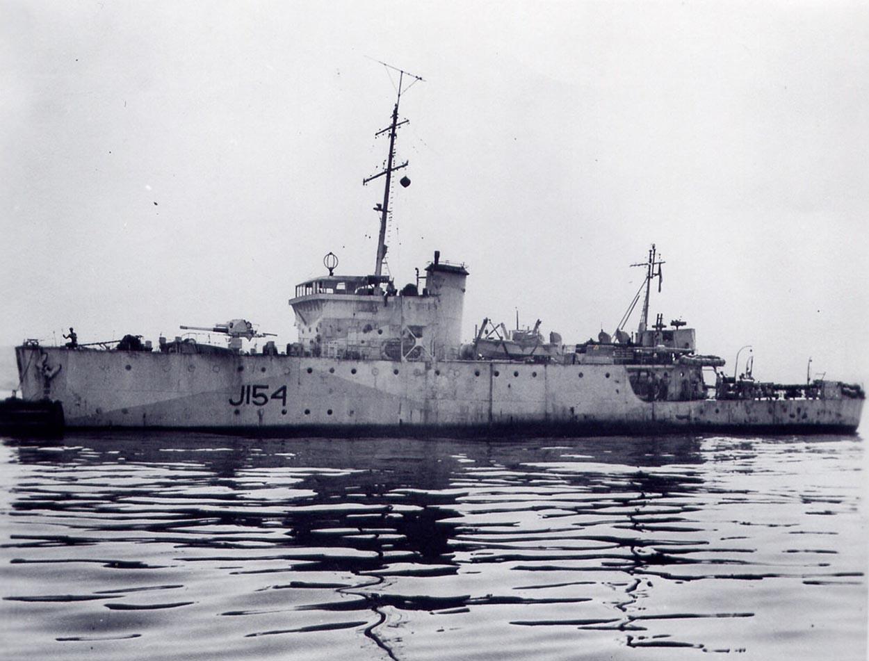 HMCS NIPIGON (1st)