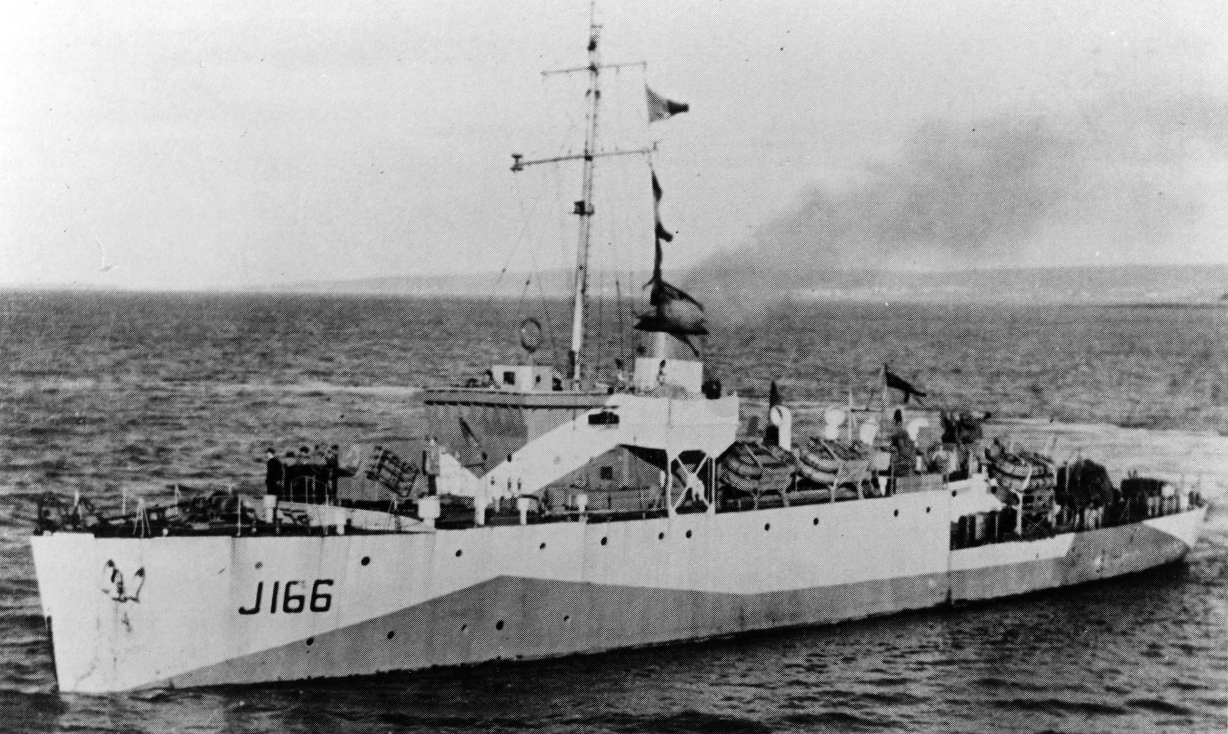 HMCS QUINTE (1st)