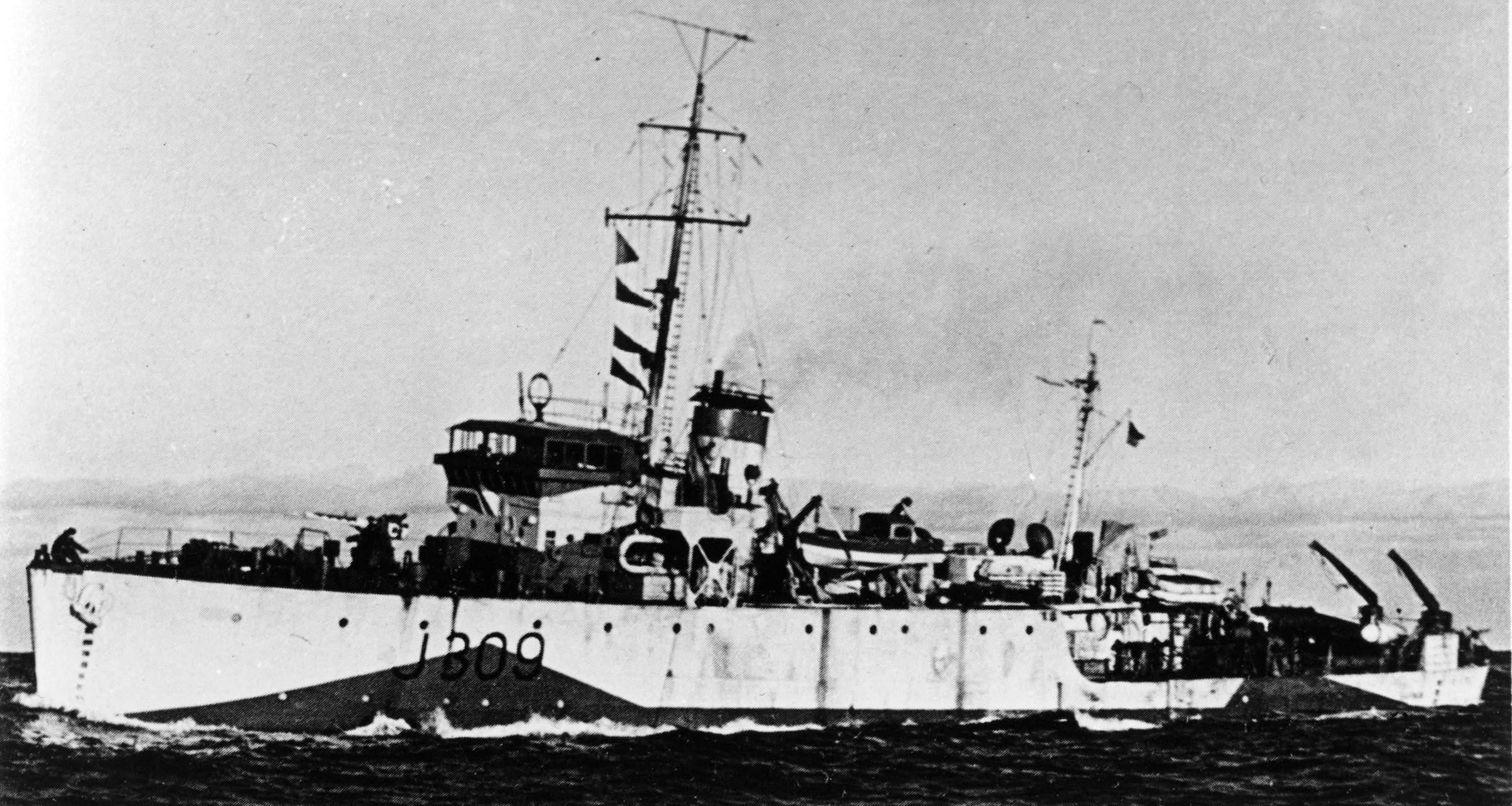 HMCS SARNIA