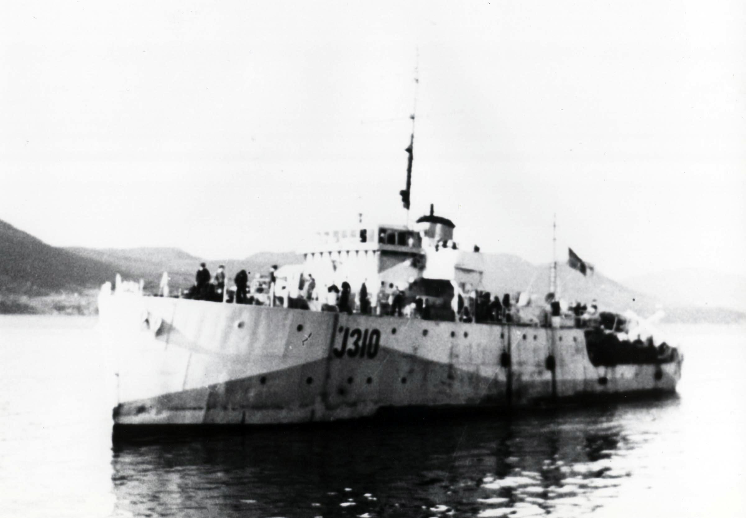 HMCS STRATFORD