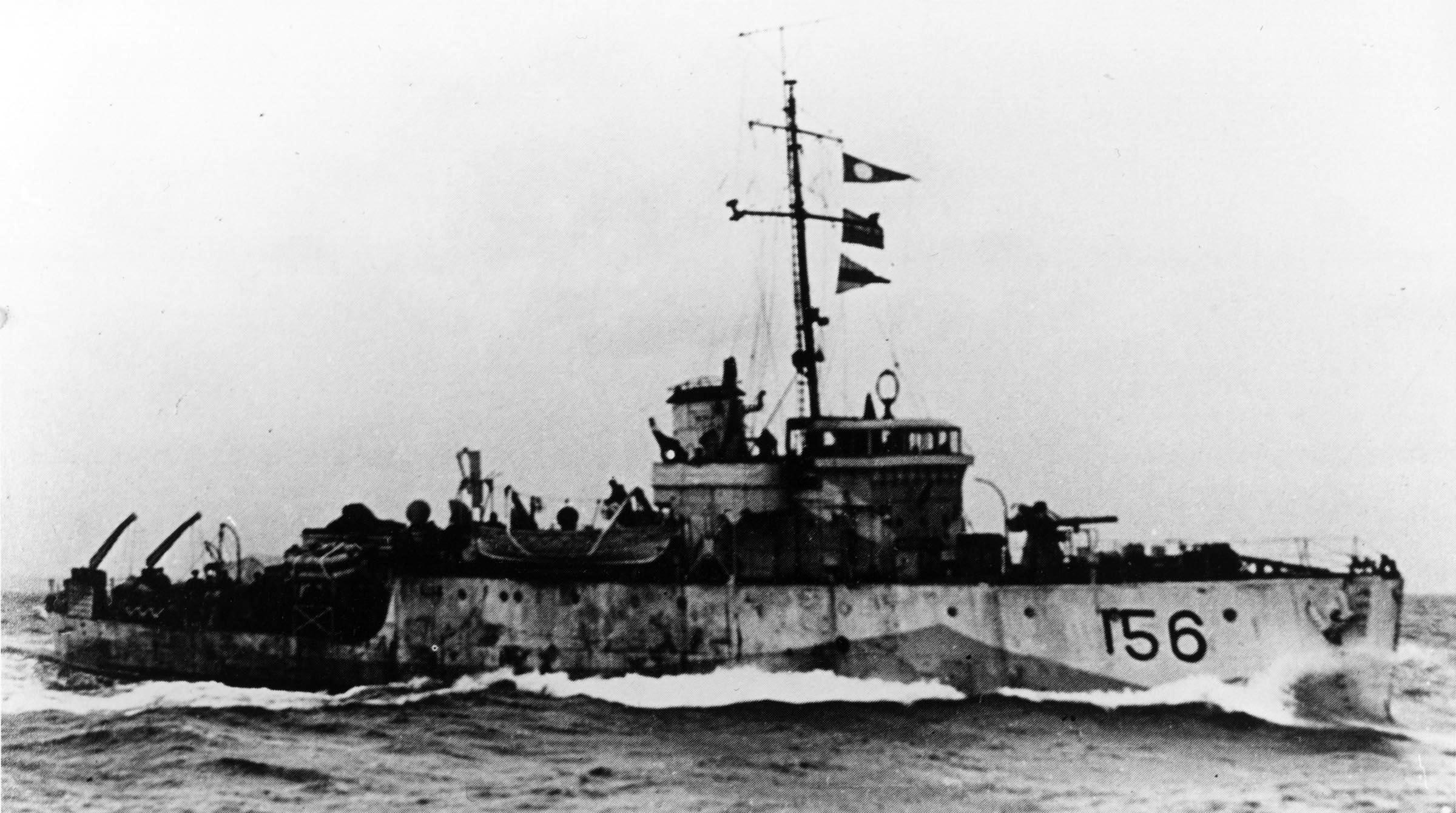 HMCS THUNDER (1st)