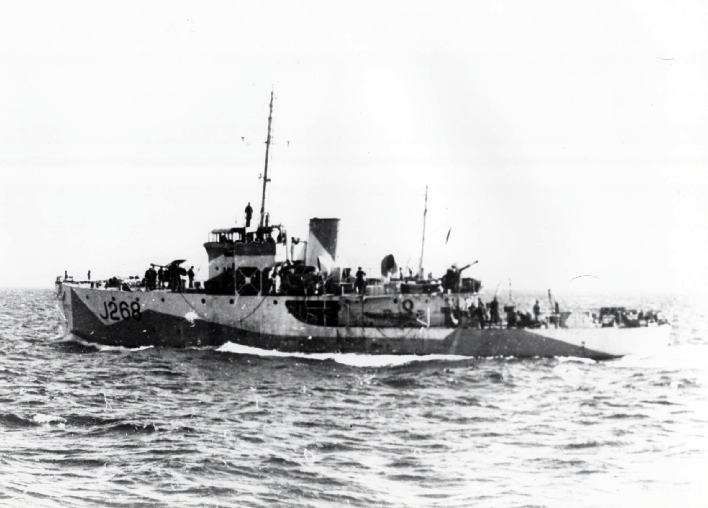 HMCS TRURO