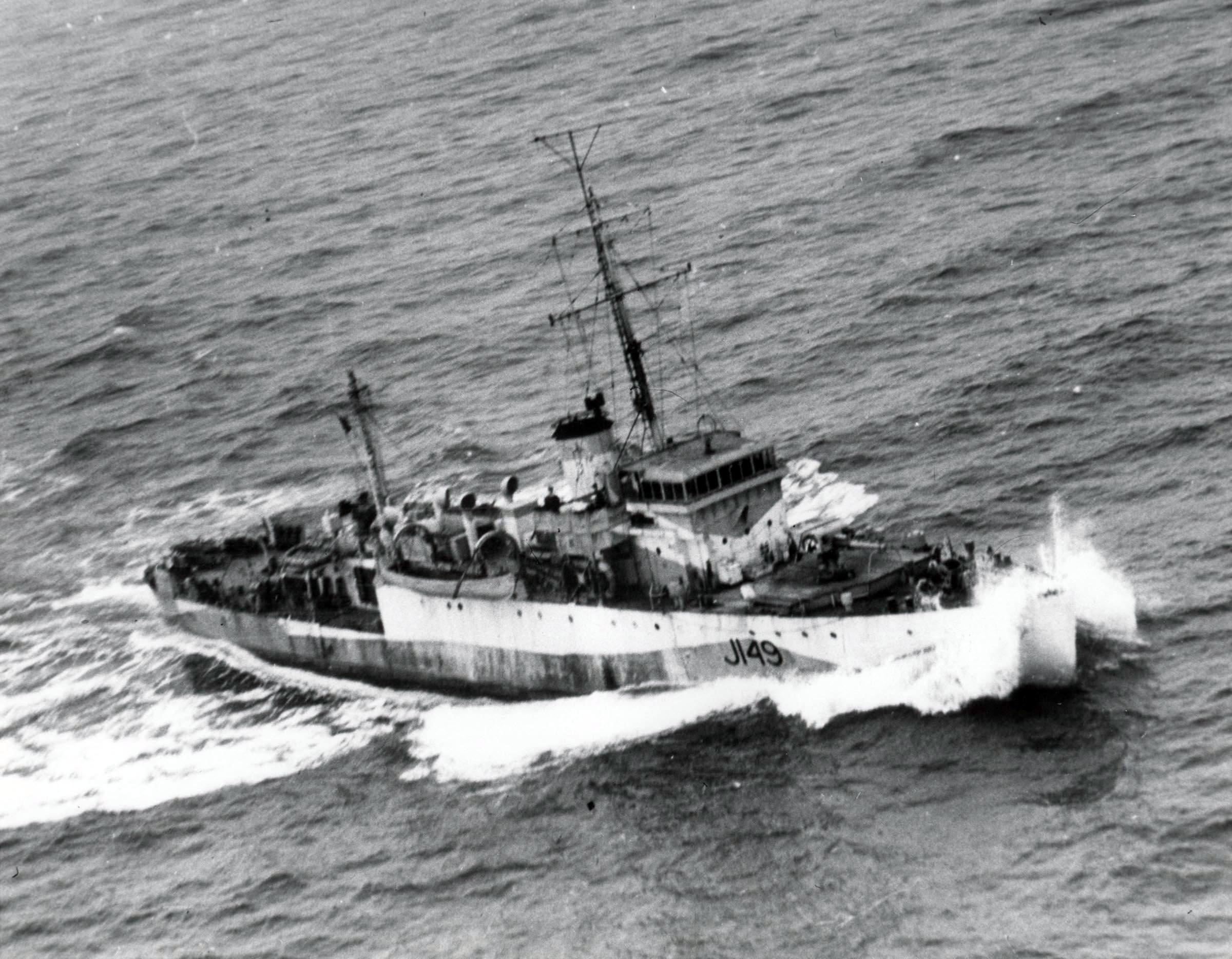 HMCS UNGAVA (1st)