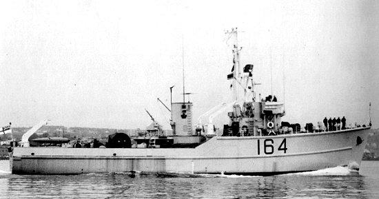 HMCS CHALEUR (4th)