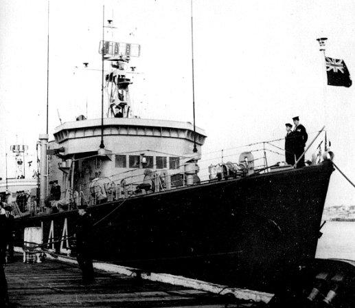 HMCS CHALEUR (3rd)