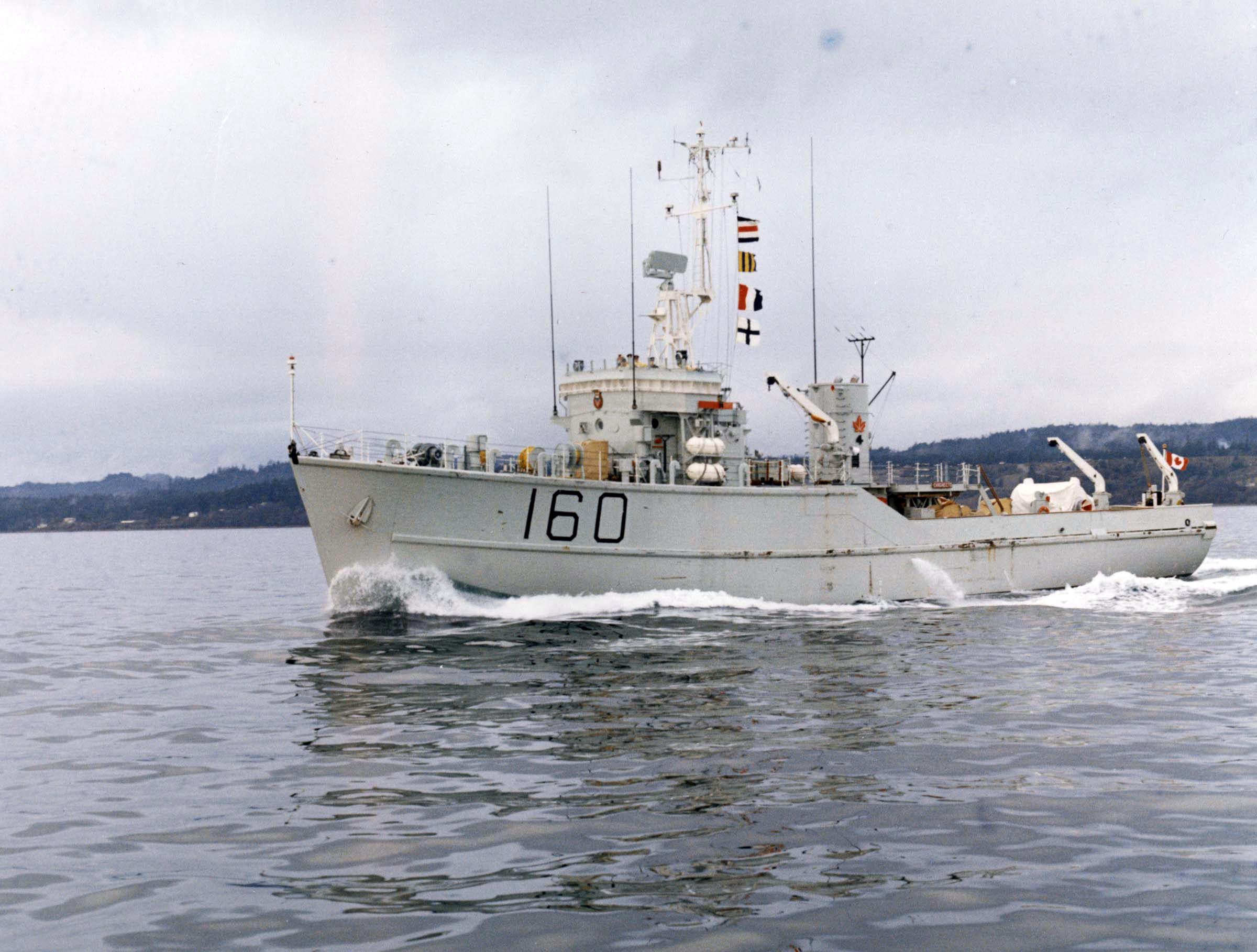HMCS CHIGNECTO (3rd)