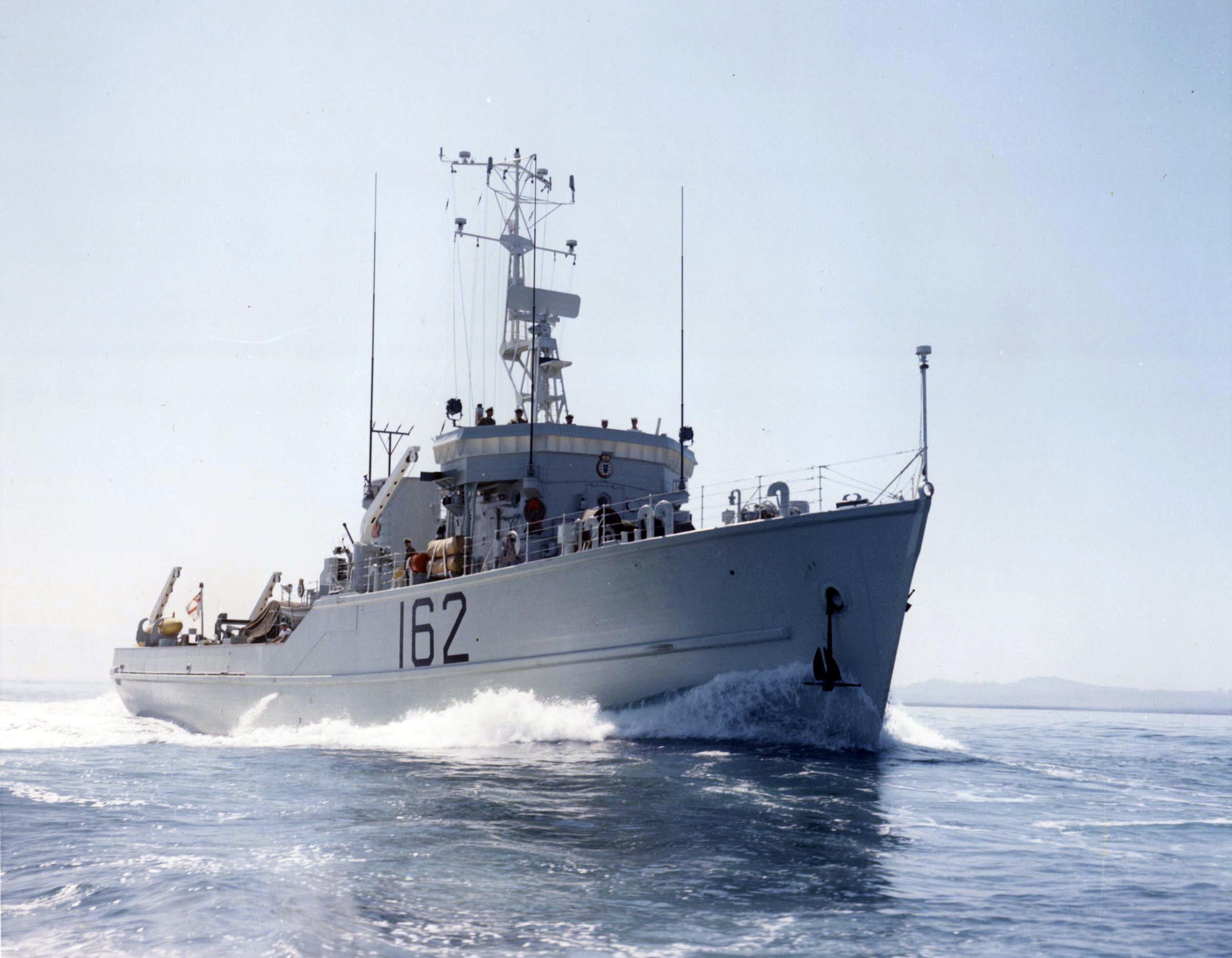 HMCS COWICHAN (3rd)