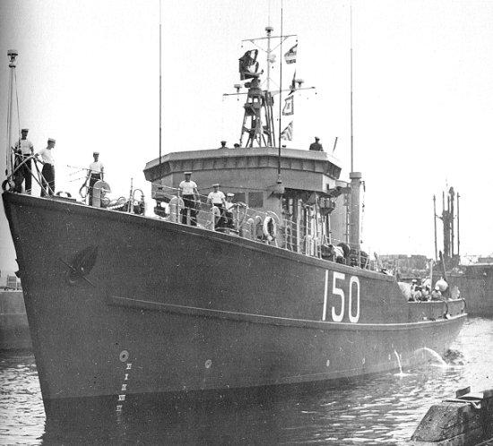 HMCS MIRIMACHI (2nd)