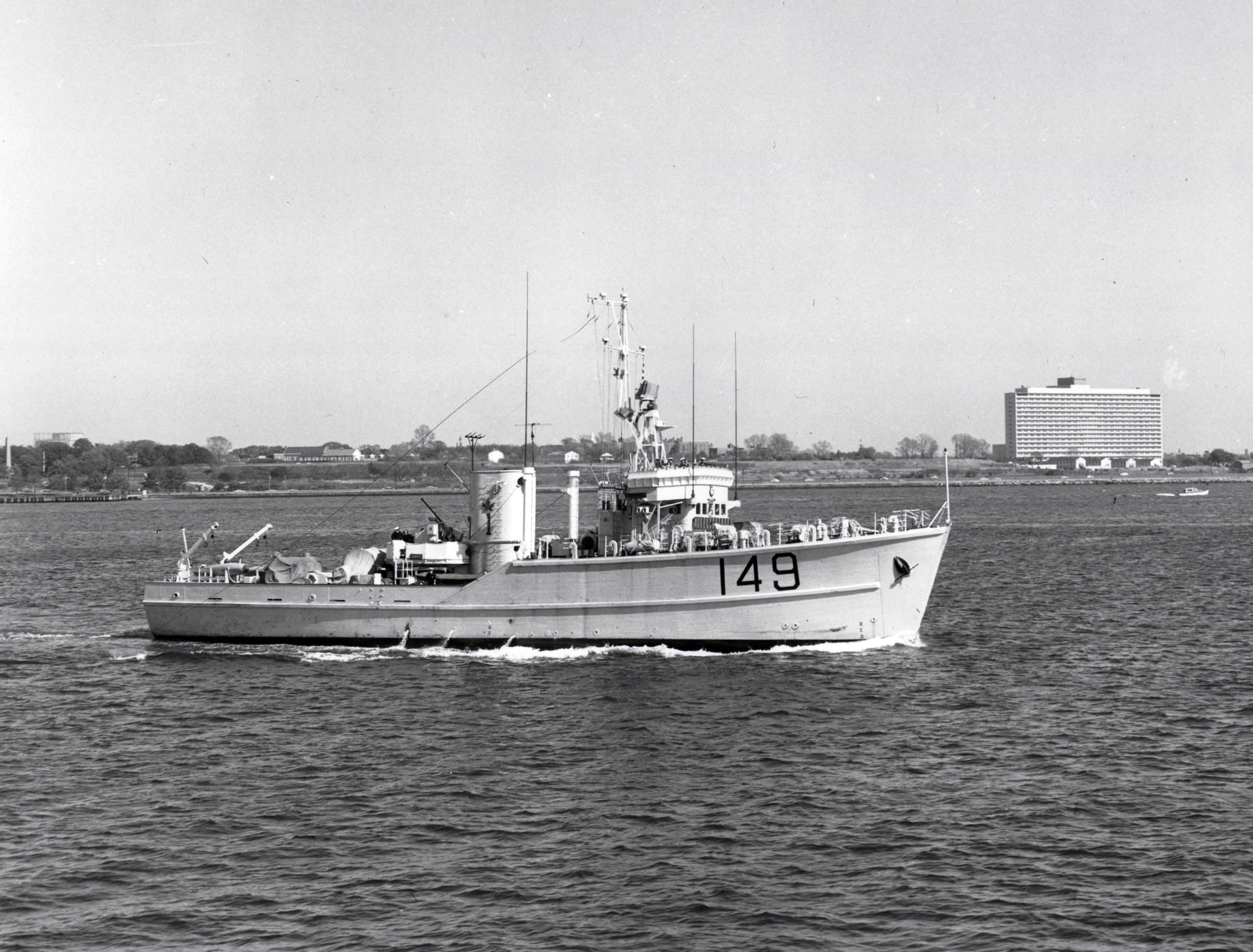 HMCS QUINTE (2nd)