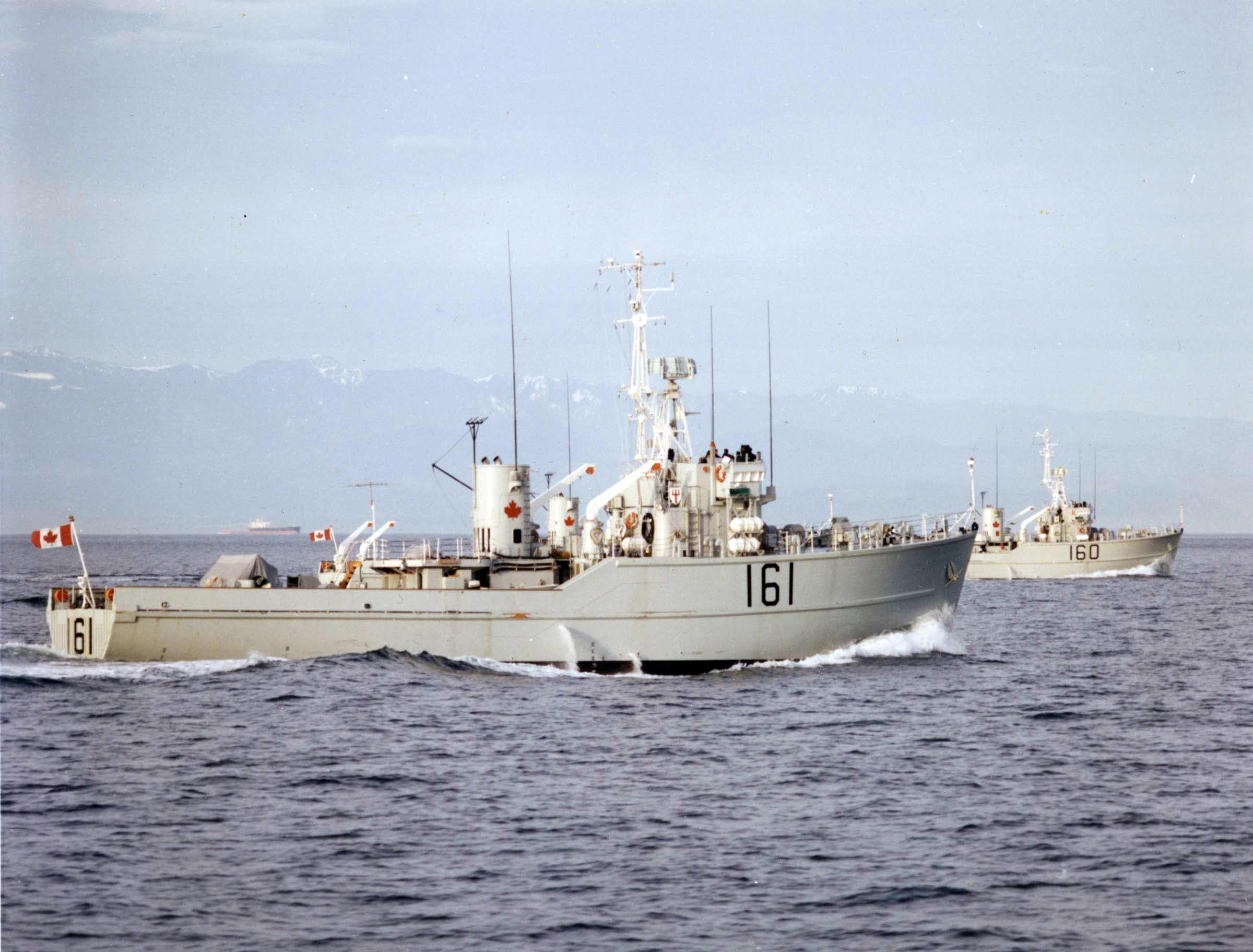 HMCS THUNDER (3rd)