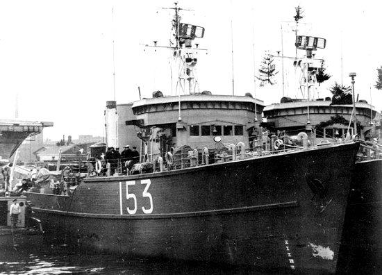 HMCS THUNDER (2nd)