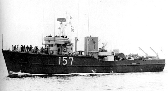 HMCS TRINITY