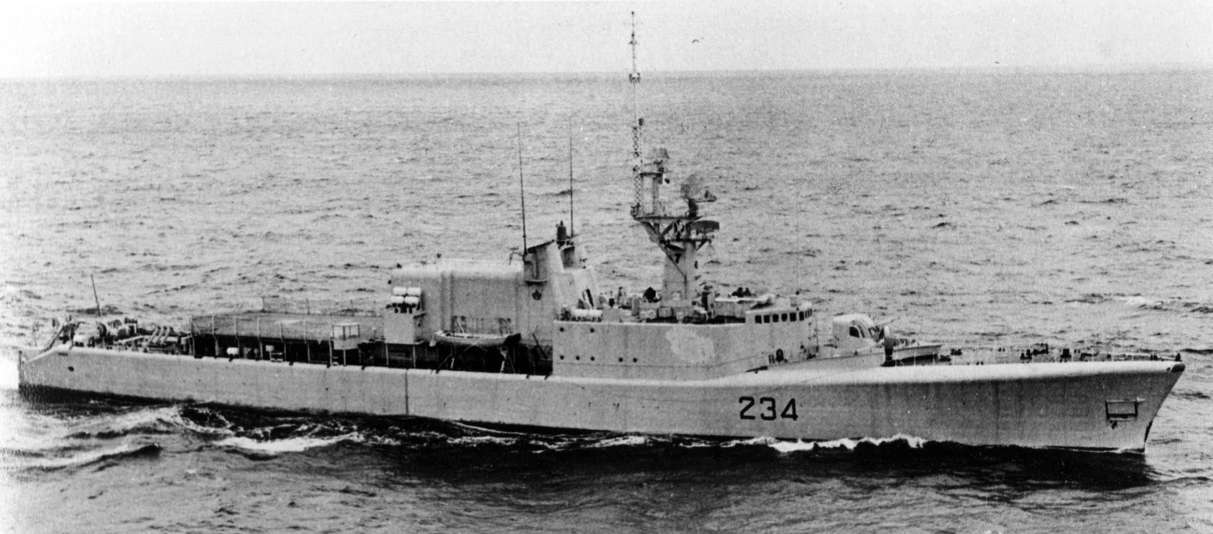 HMCS ASSINIBOINE (2nd)