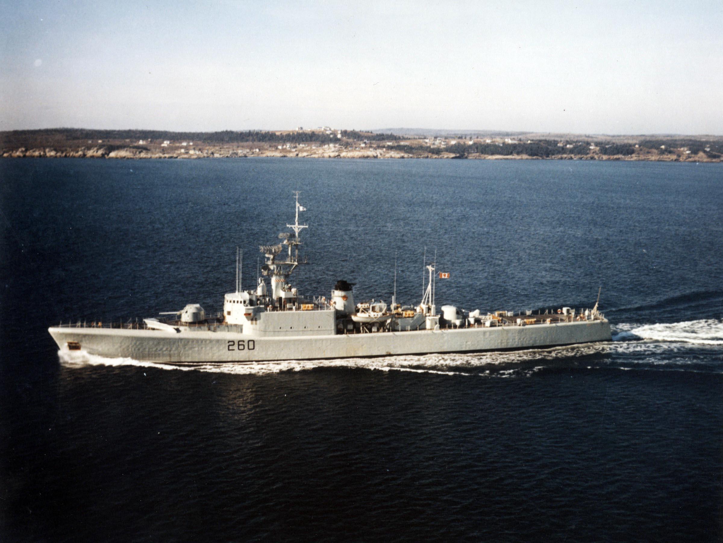 HMCS COLUMBIA (2nd)