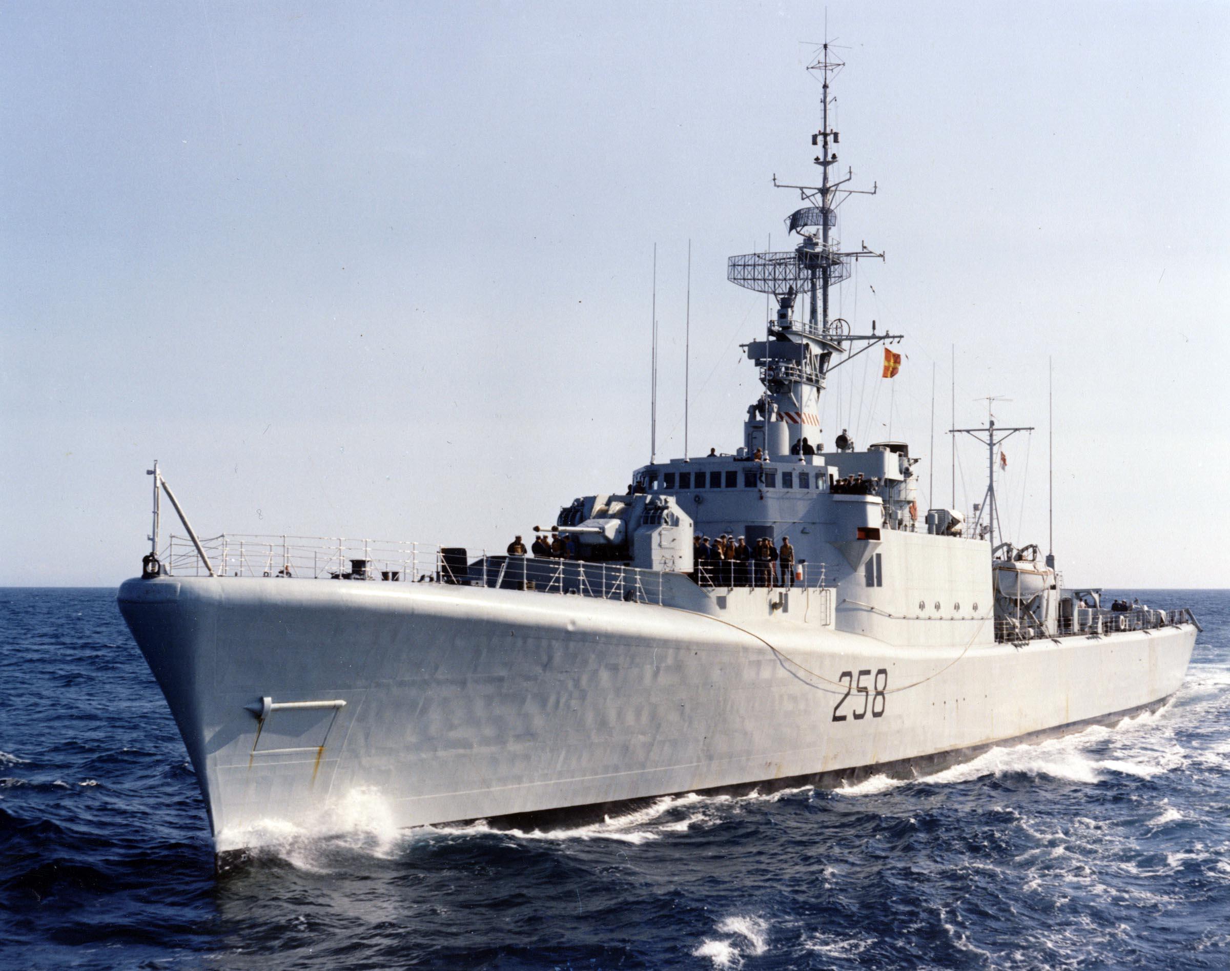 HMCS KOOTENAY (2nd)