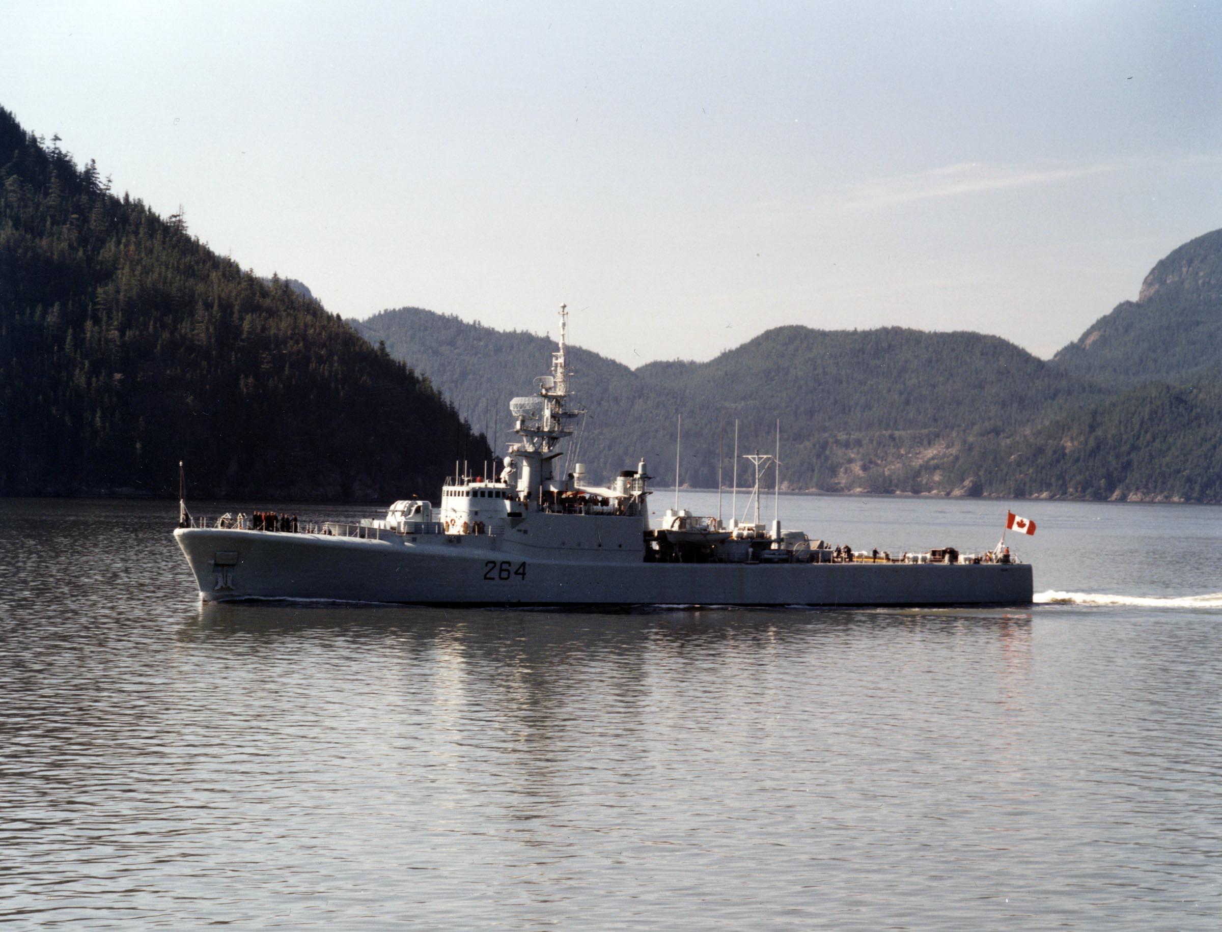 HMCS QU'APPELLE (2nd)