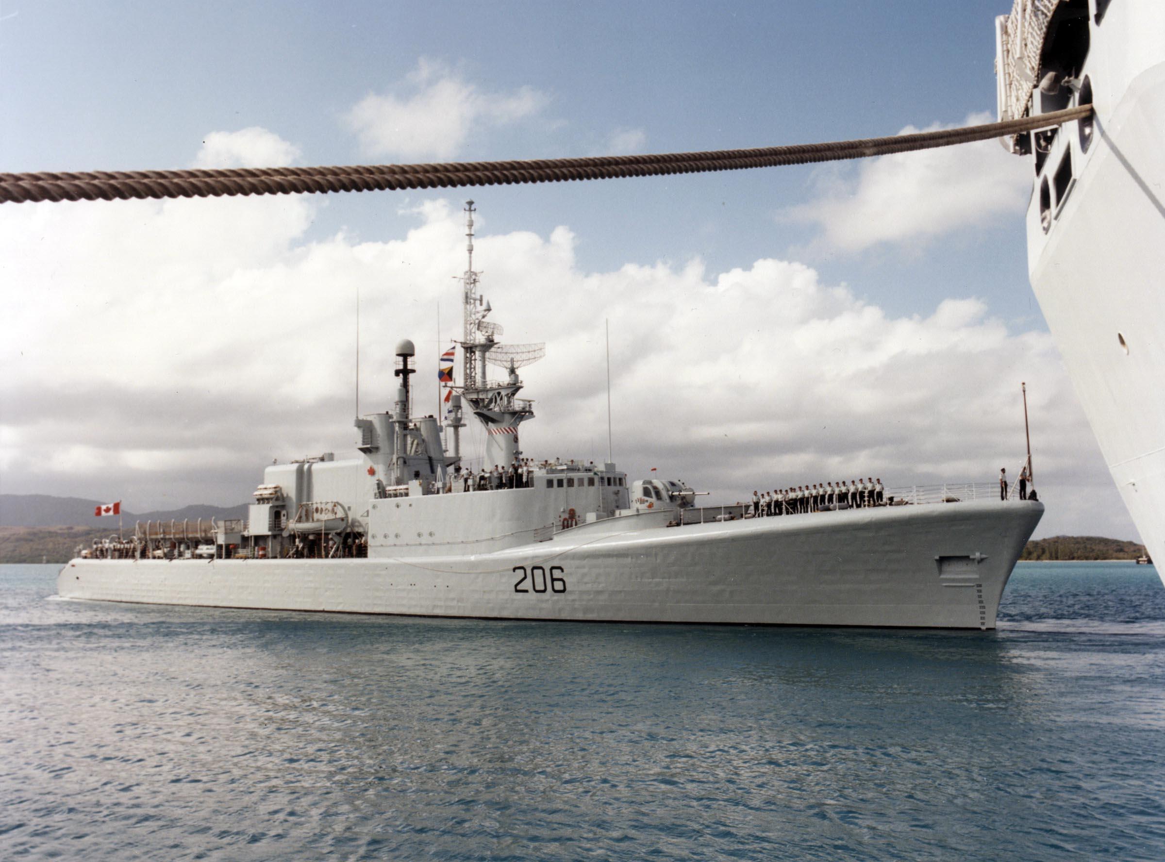 HMCS SAGUENAY (2nd)