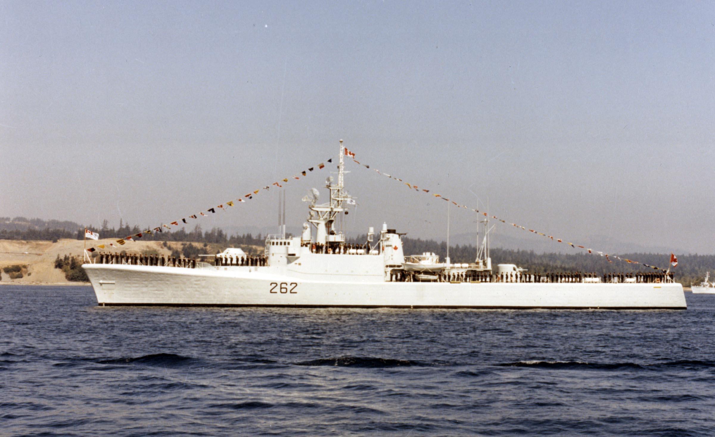 HMCS SASKATCHEWAN (2nd)