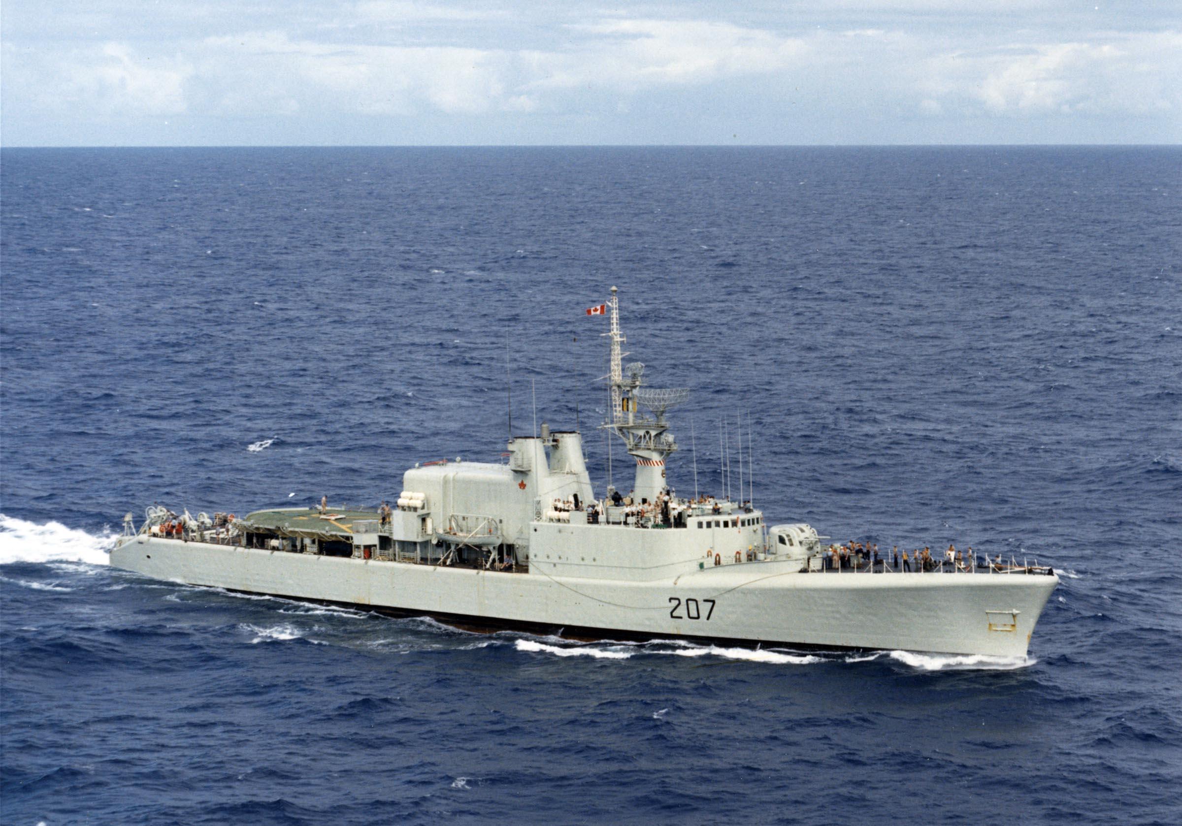 HMCS SKEENA (2nd)