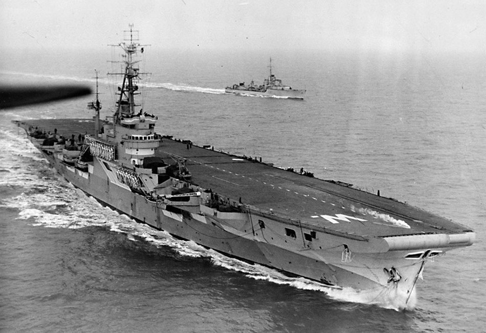 HMCS WARRIOR