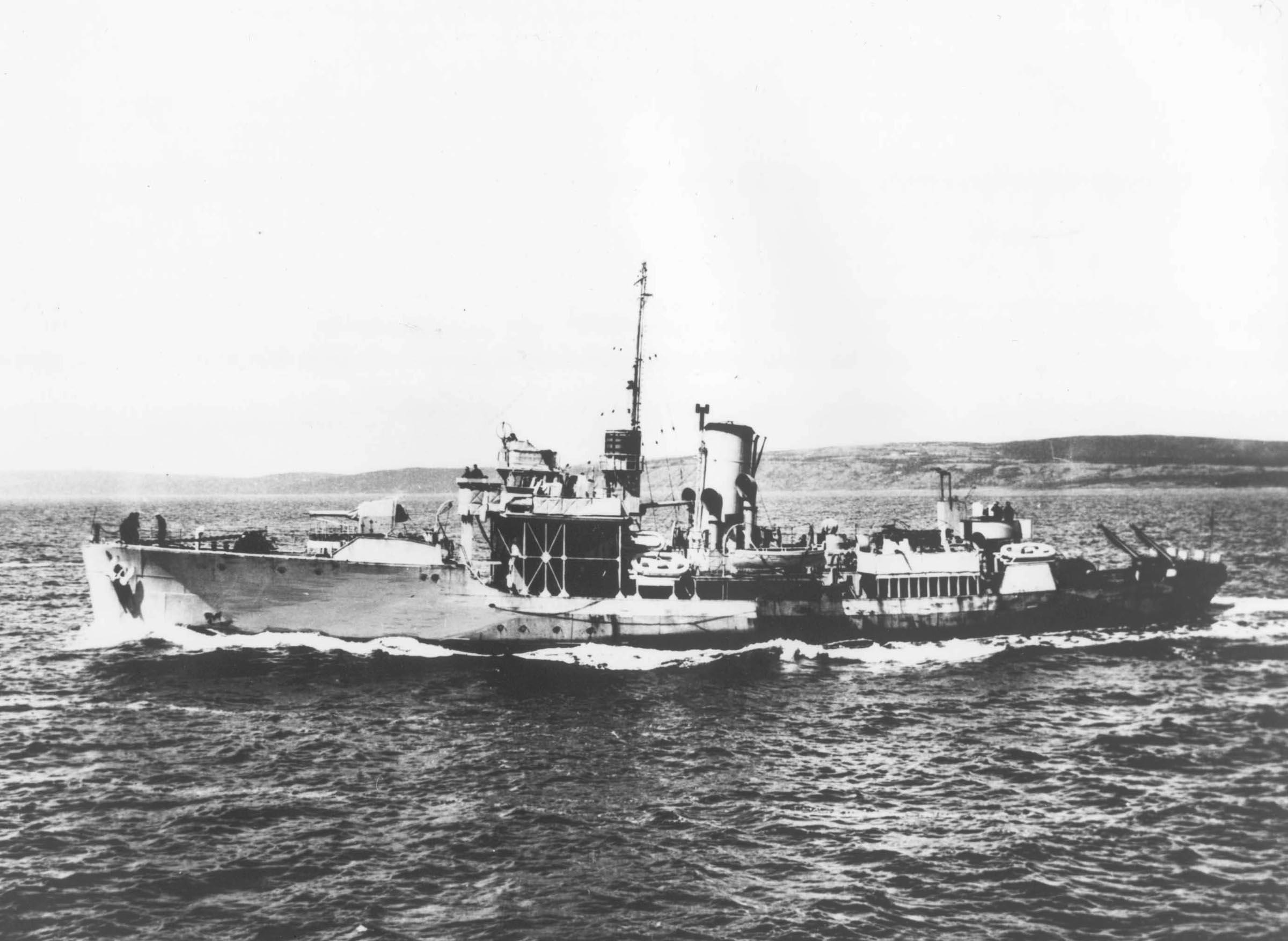 HMCS ALBERNI