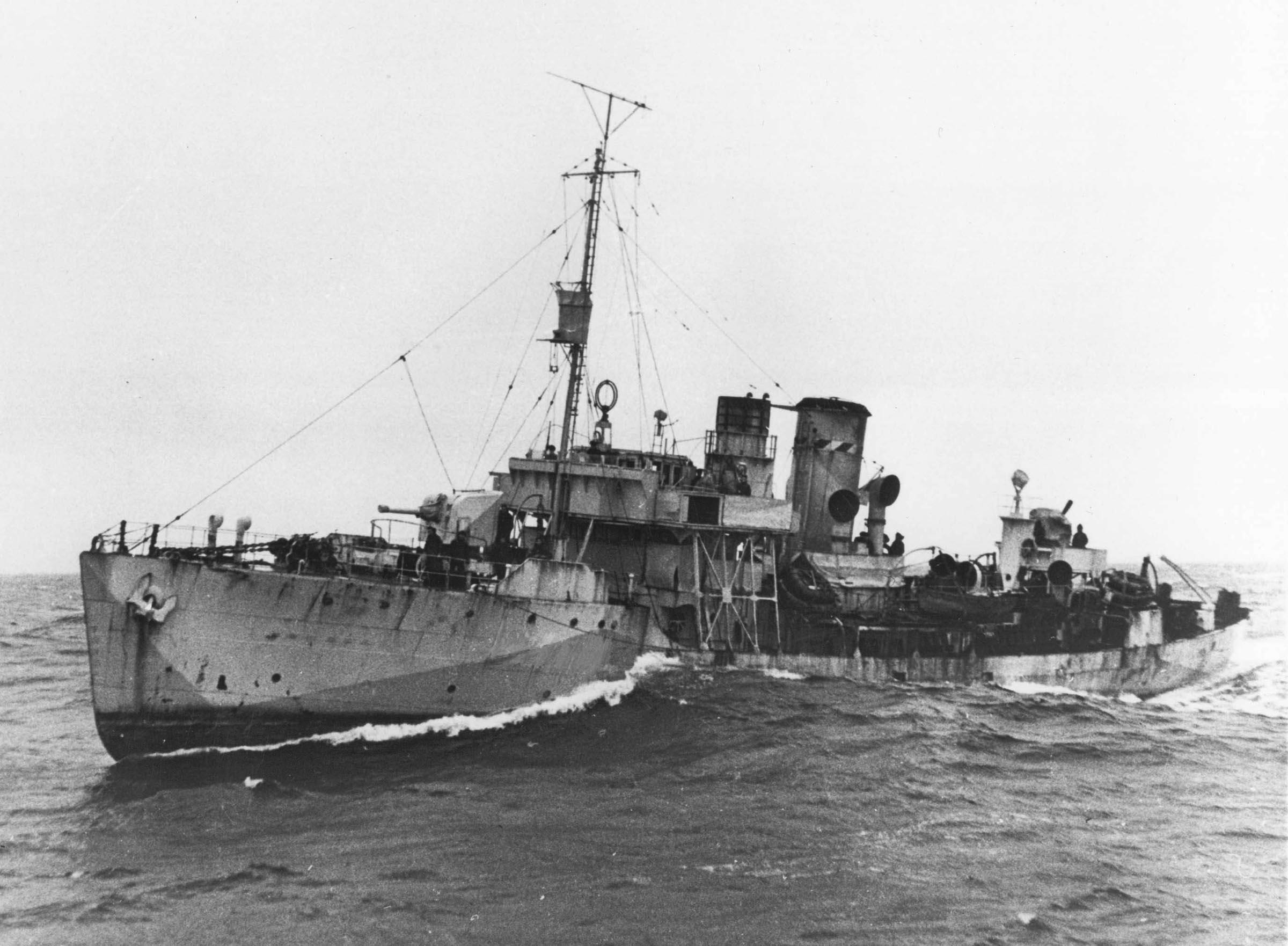 HMCS ARVIDA