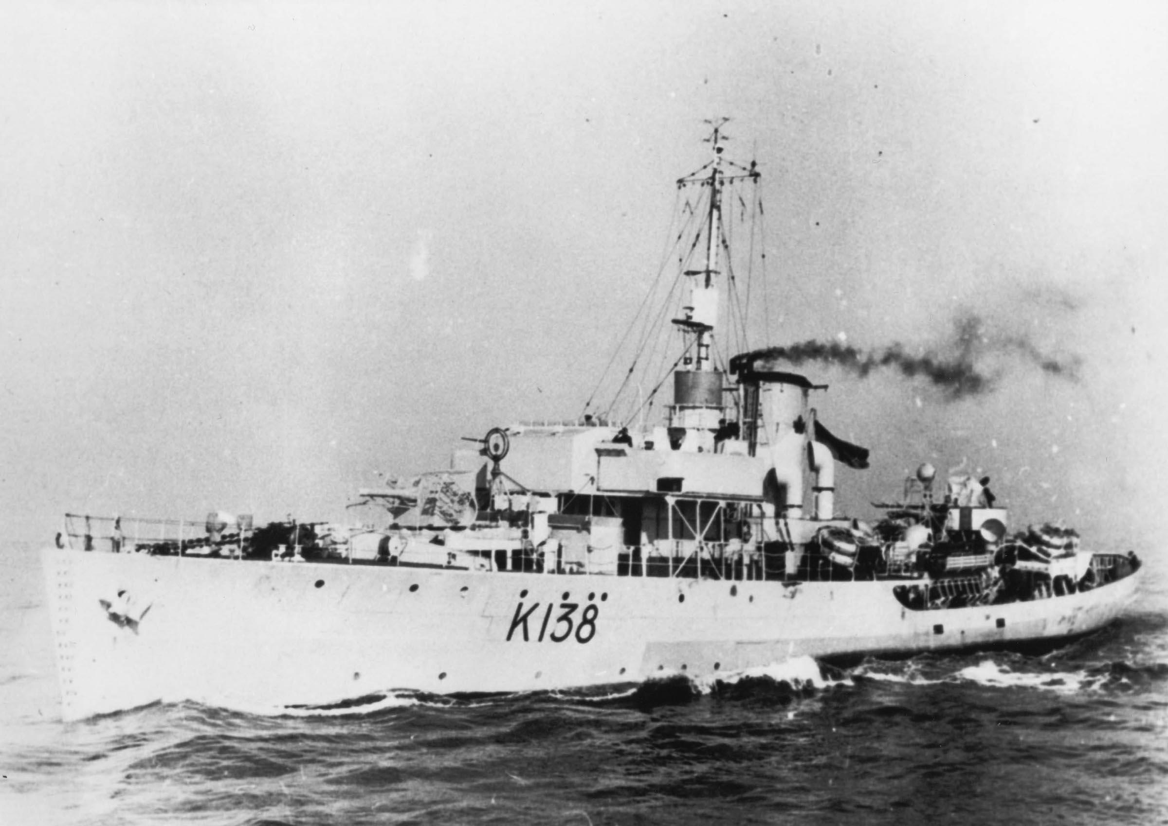 HMCS BARRIE