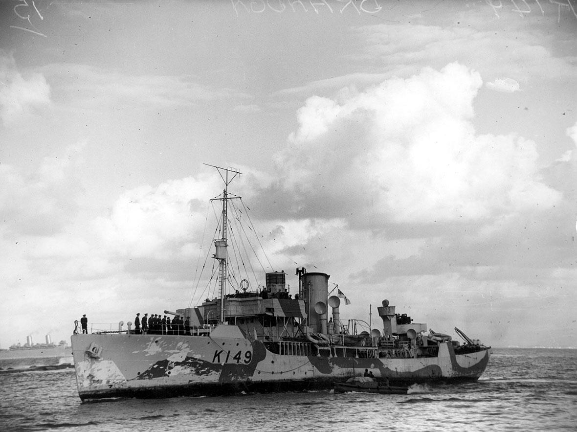 HMCS BRANDON (1st)